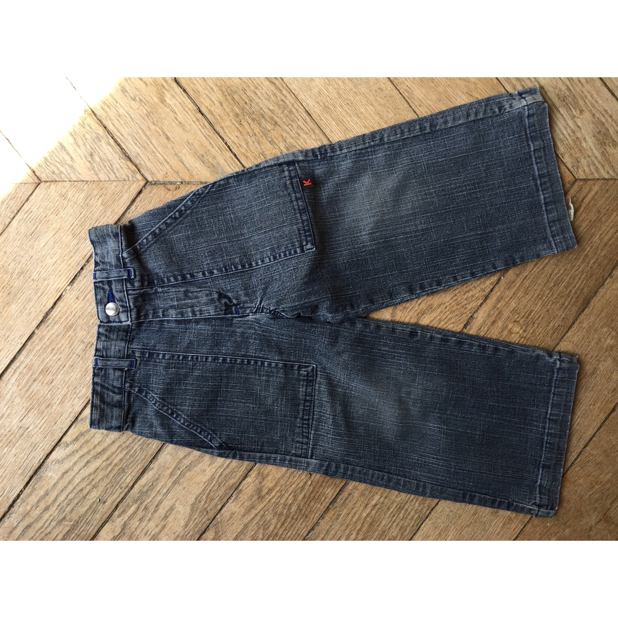 250b1ac7 Wide Leg Jeans KENZO 2 years blue - 7584228