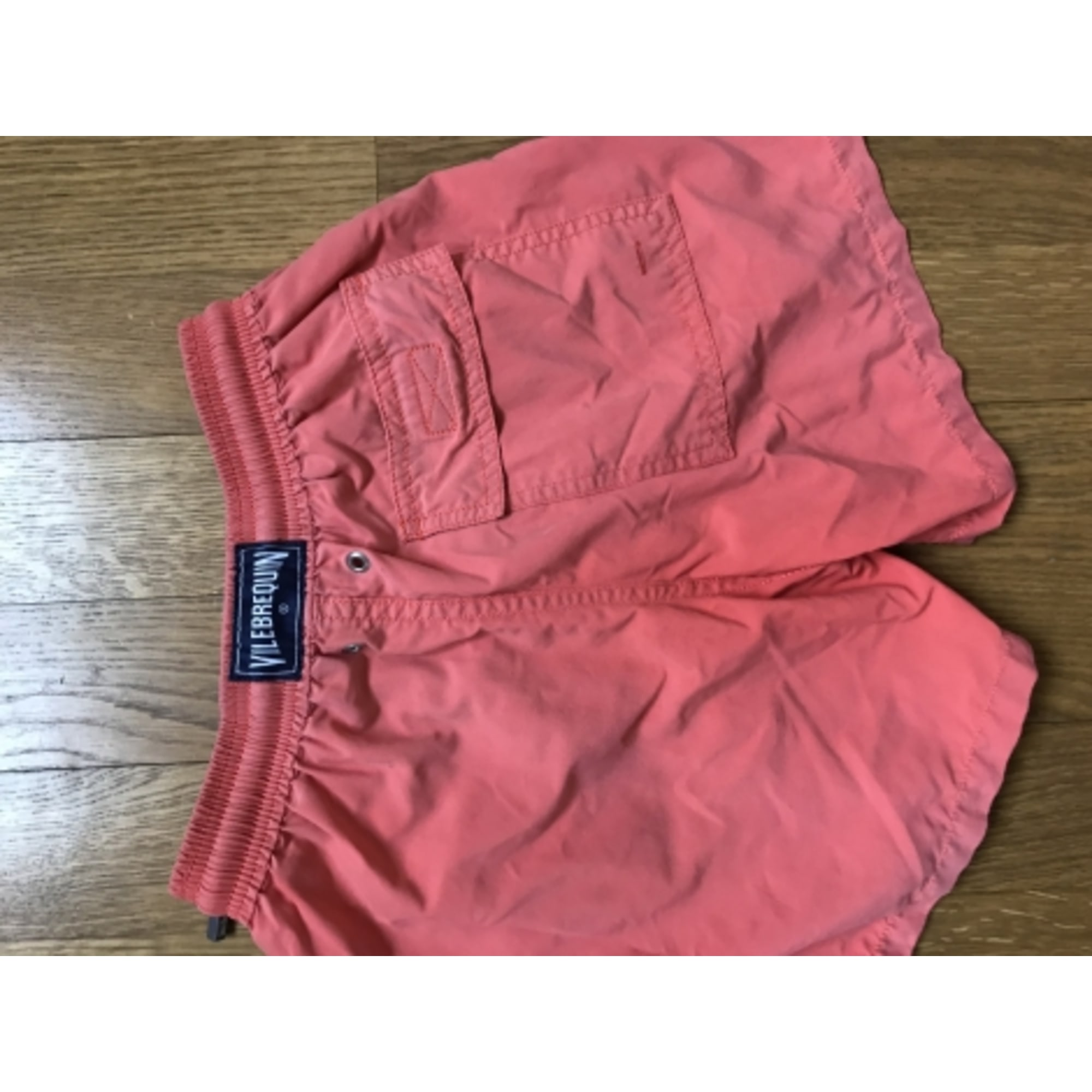 Short de bain VILEBREQUIN Orange