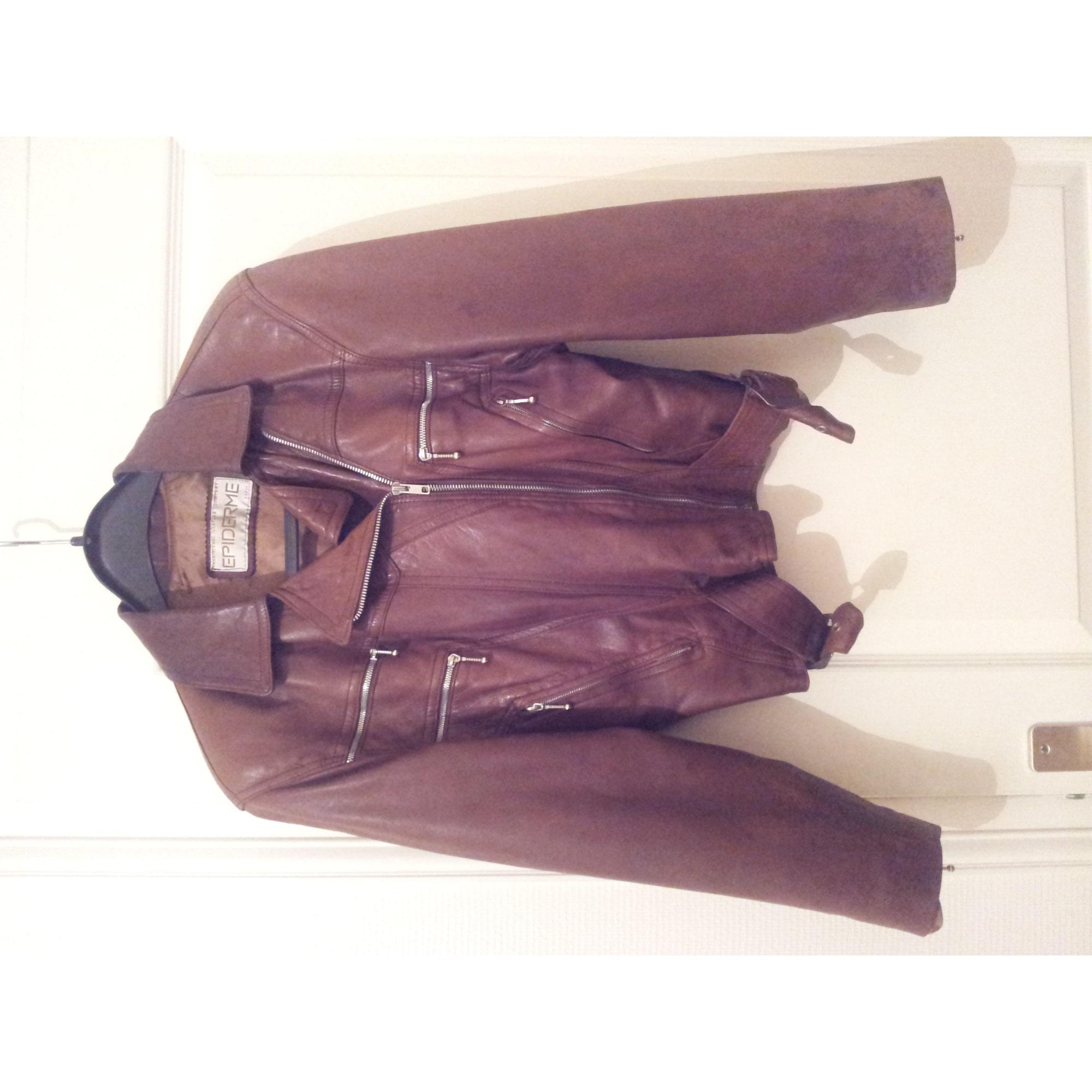 Teindre une veste en cuir paris