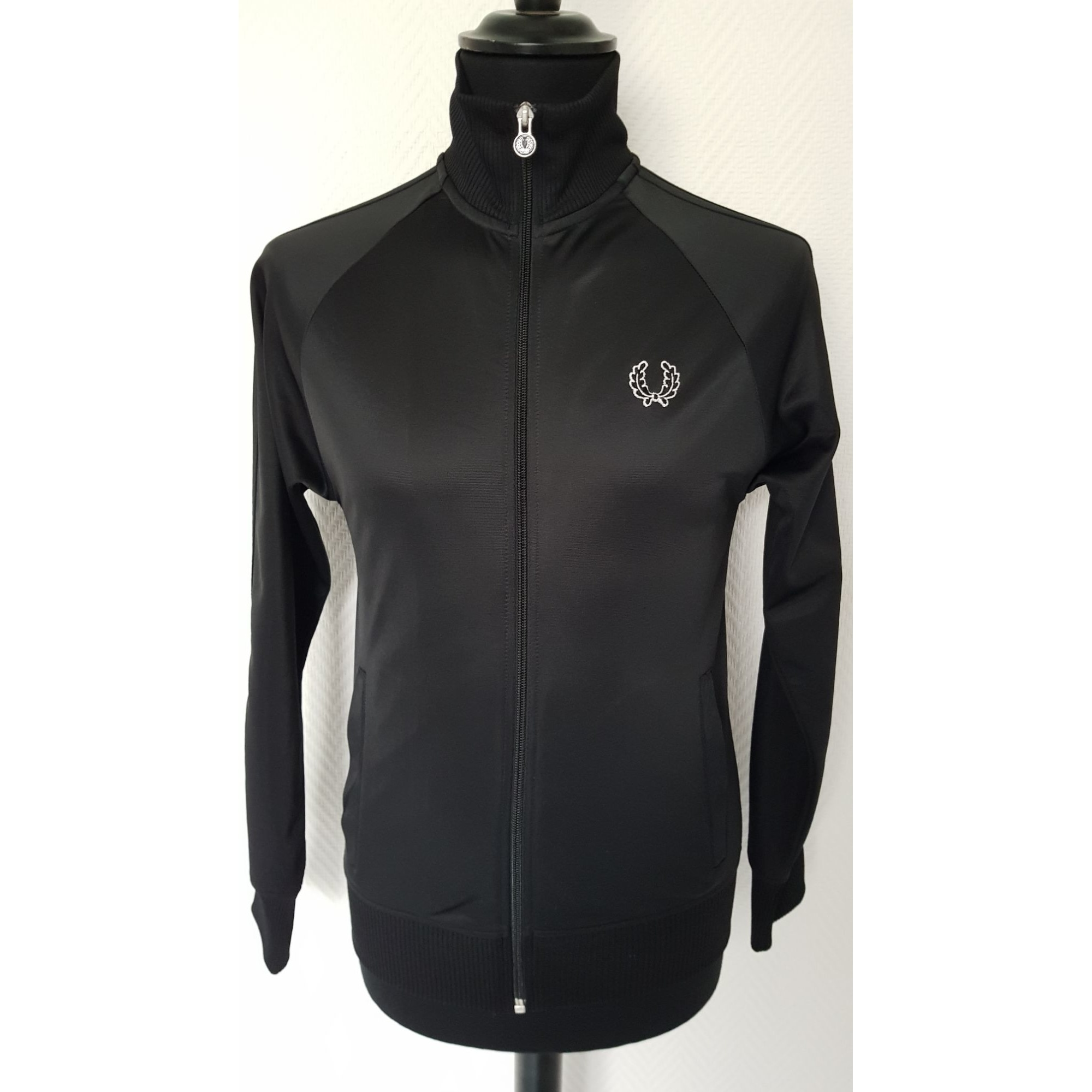 Gilet, cardigan FRED PERRY Noir