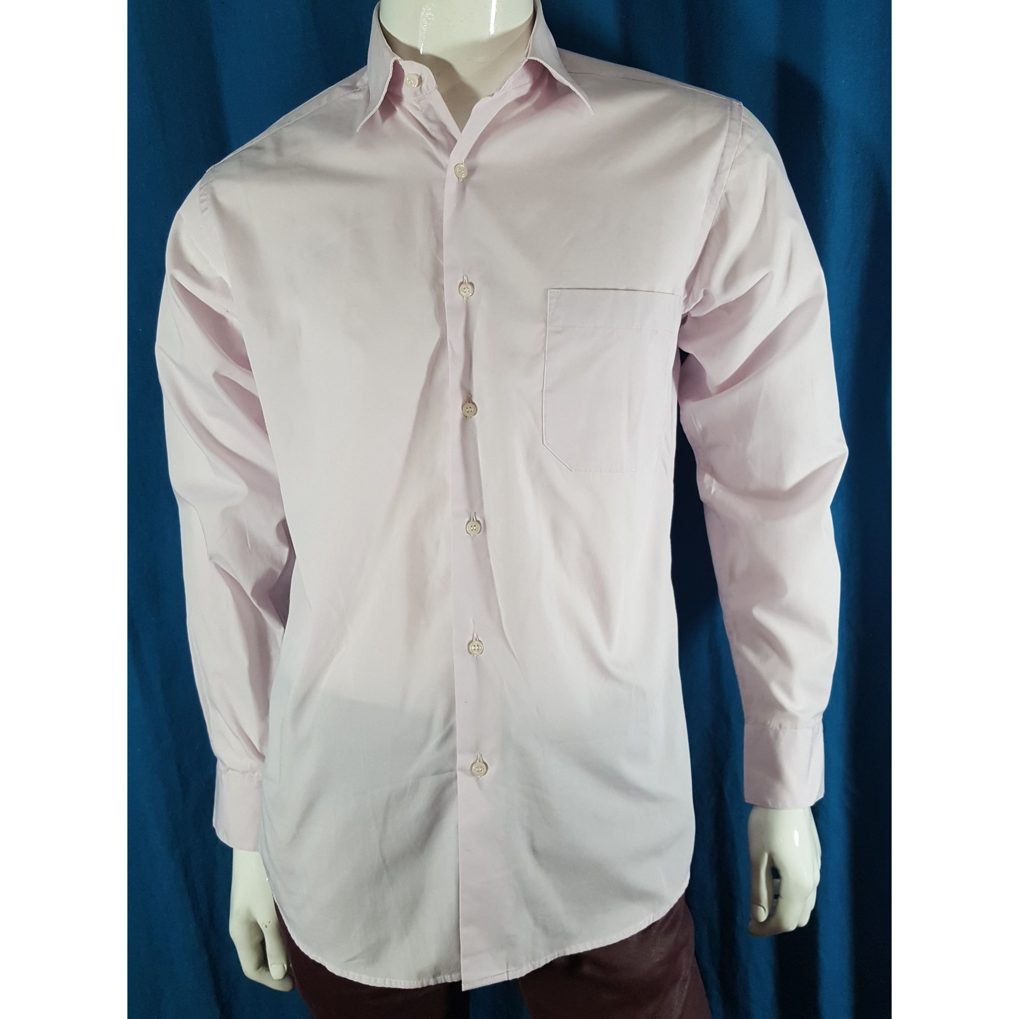 Chemise PIERRE CLARENCE Rose, fuschia, vieux rose