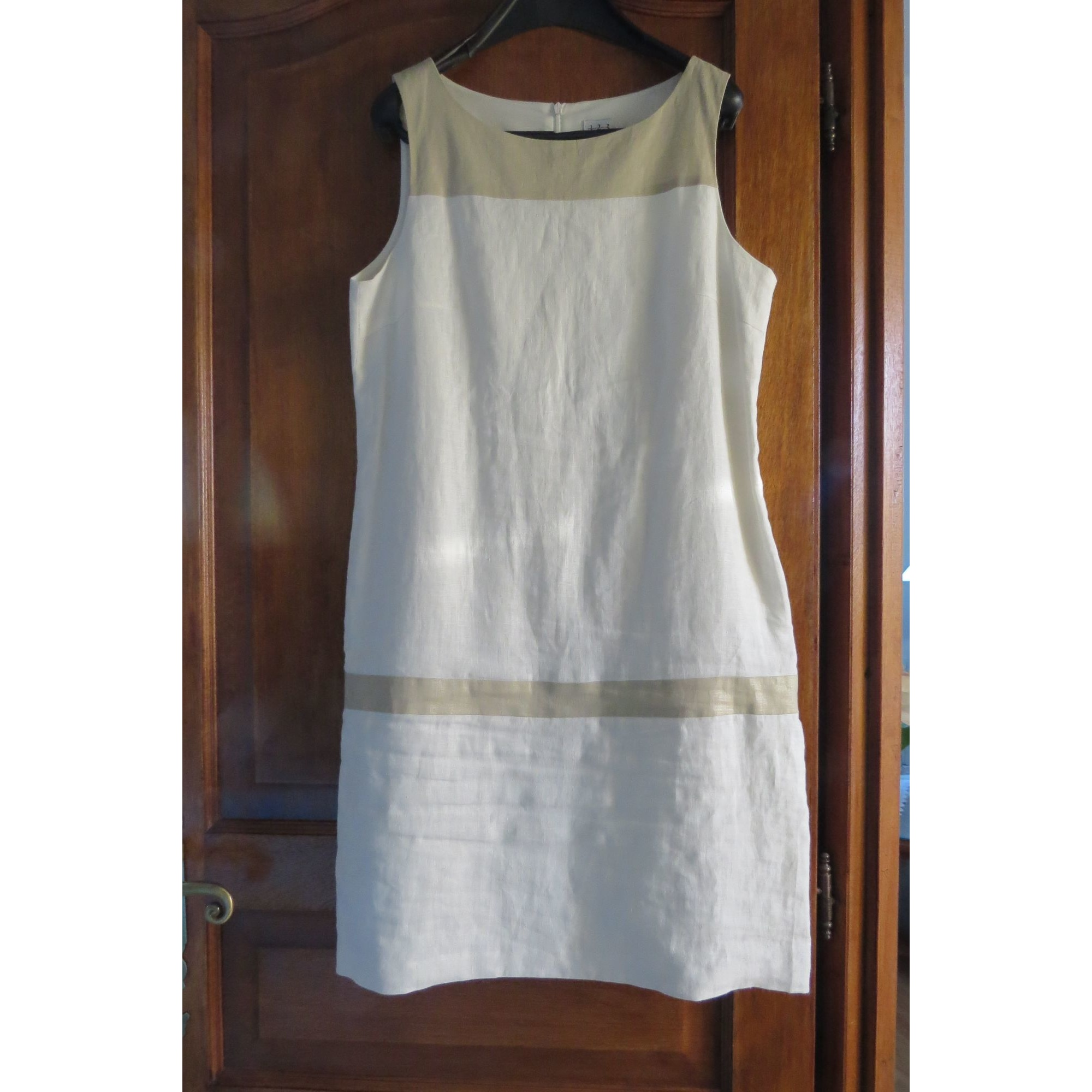 Tailleur robe 1.2.3 Blanc, blanc cassé, écru