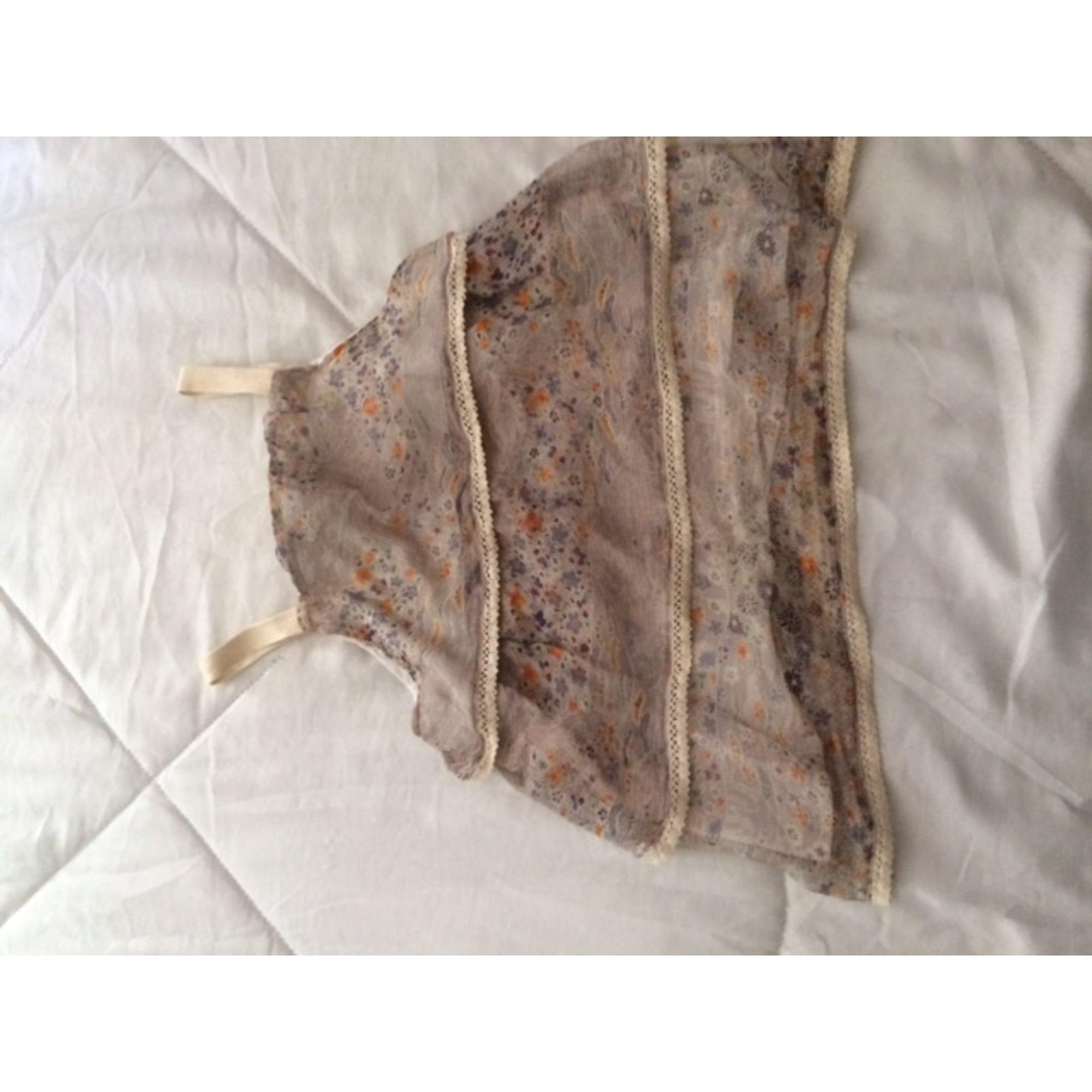 Top, Tee-shirt SCOTCH R'BELLE Beige, camel