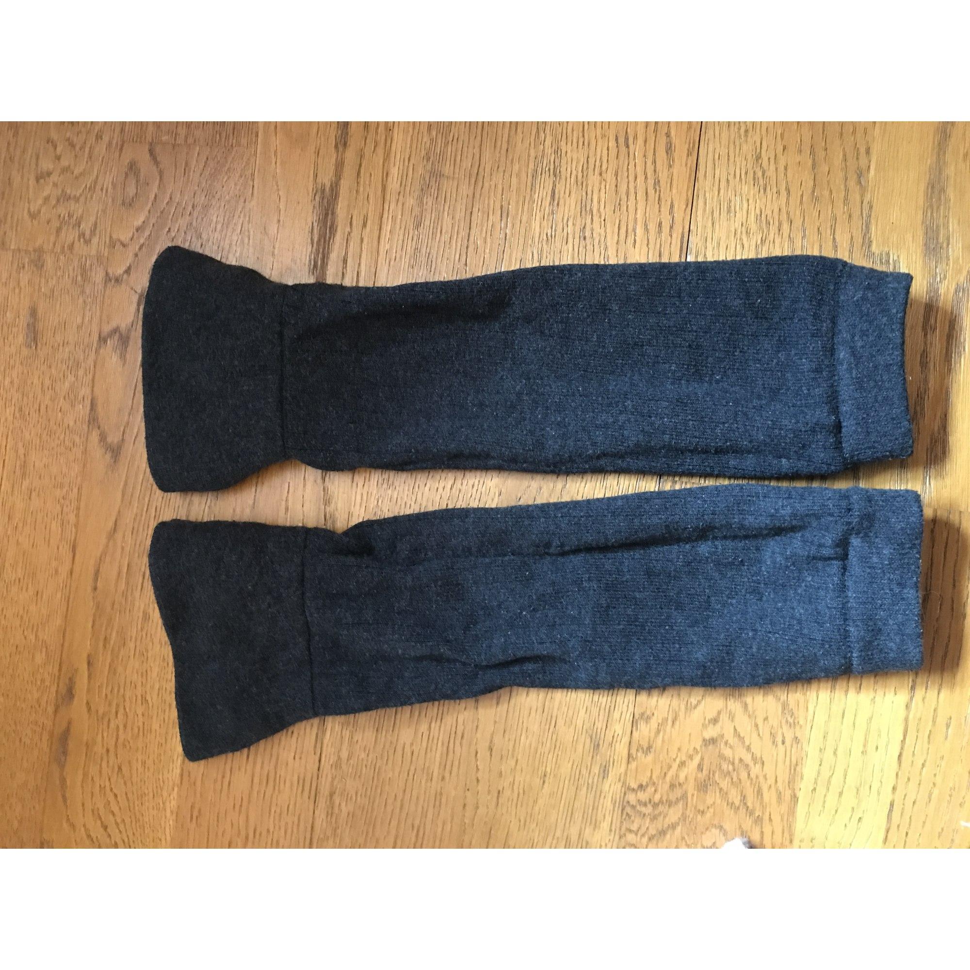 Mi-chausettes H&M Gris, anthracite
