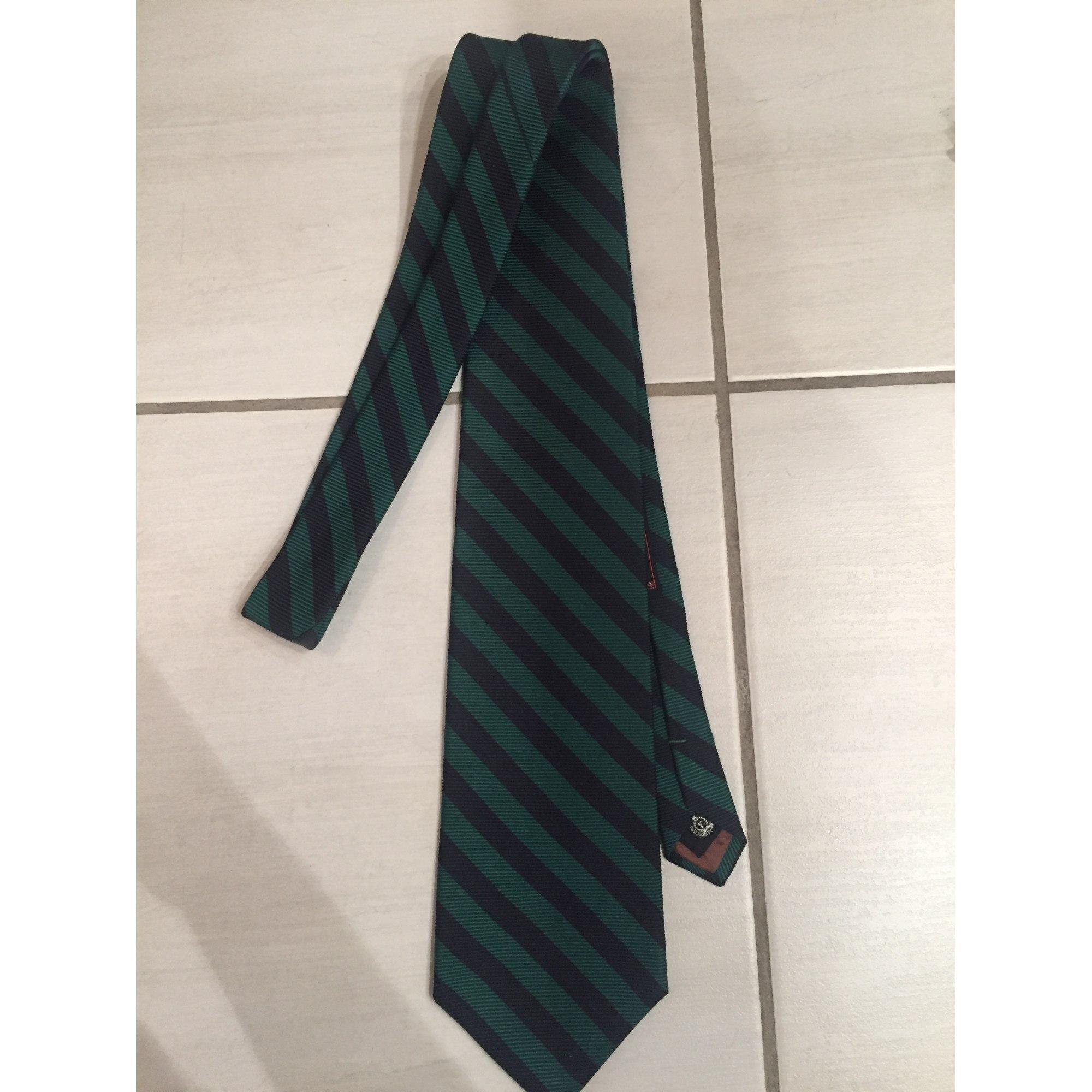 Cravate FAÇONNABLE Vert