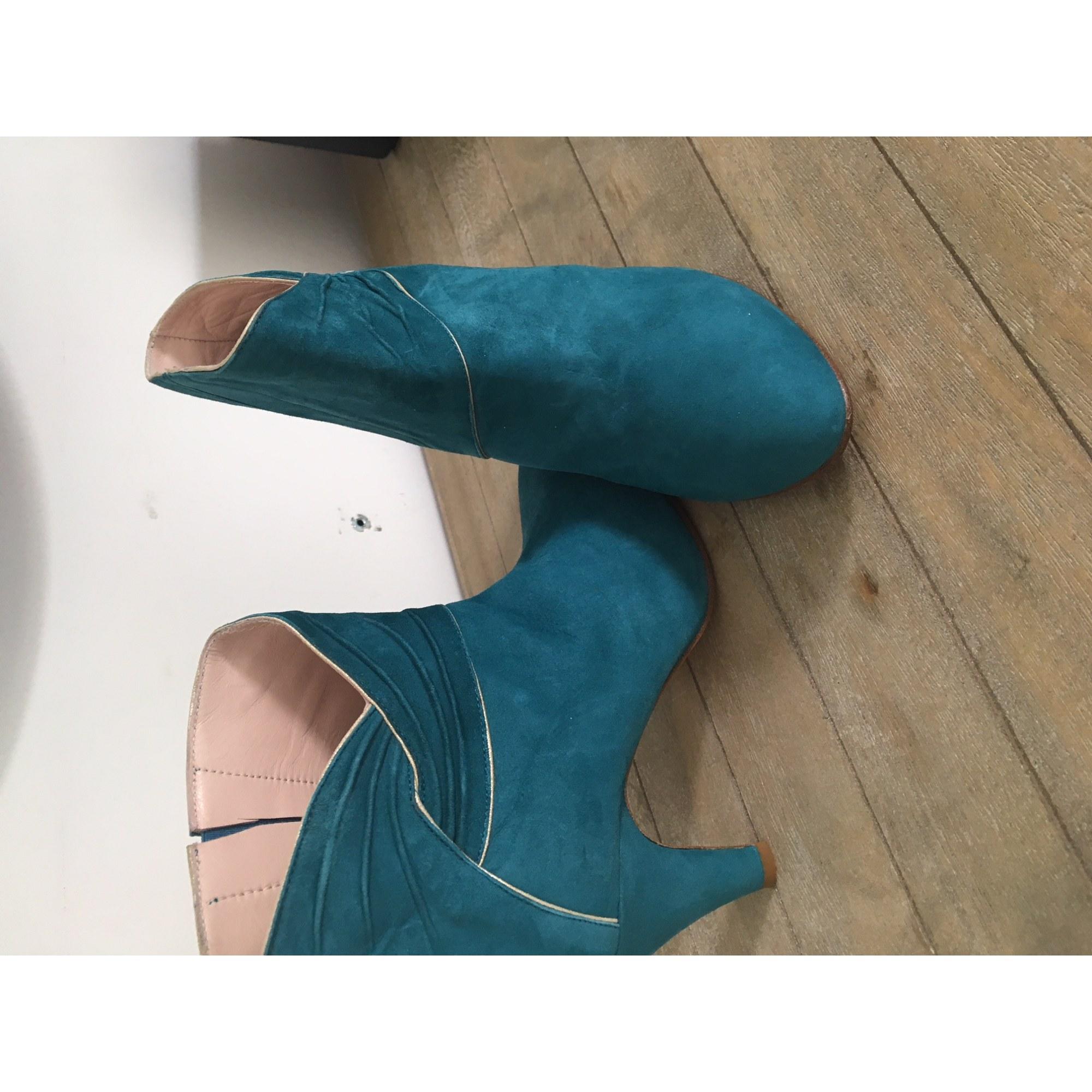 Bottines & low boots à talons