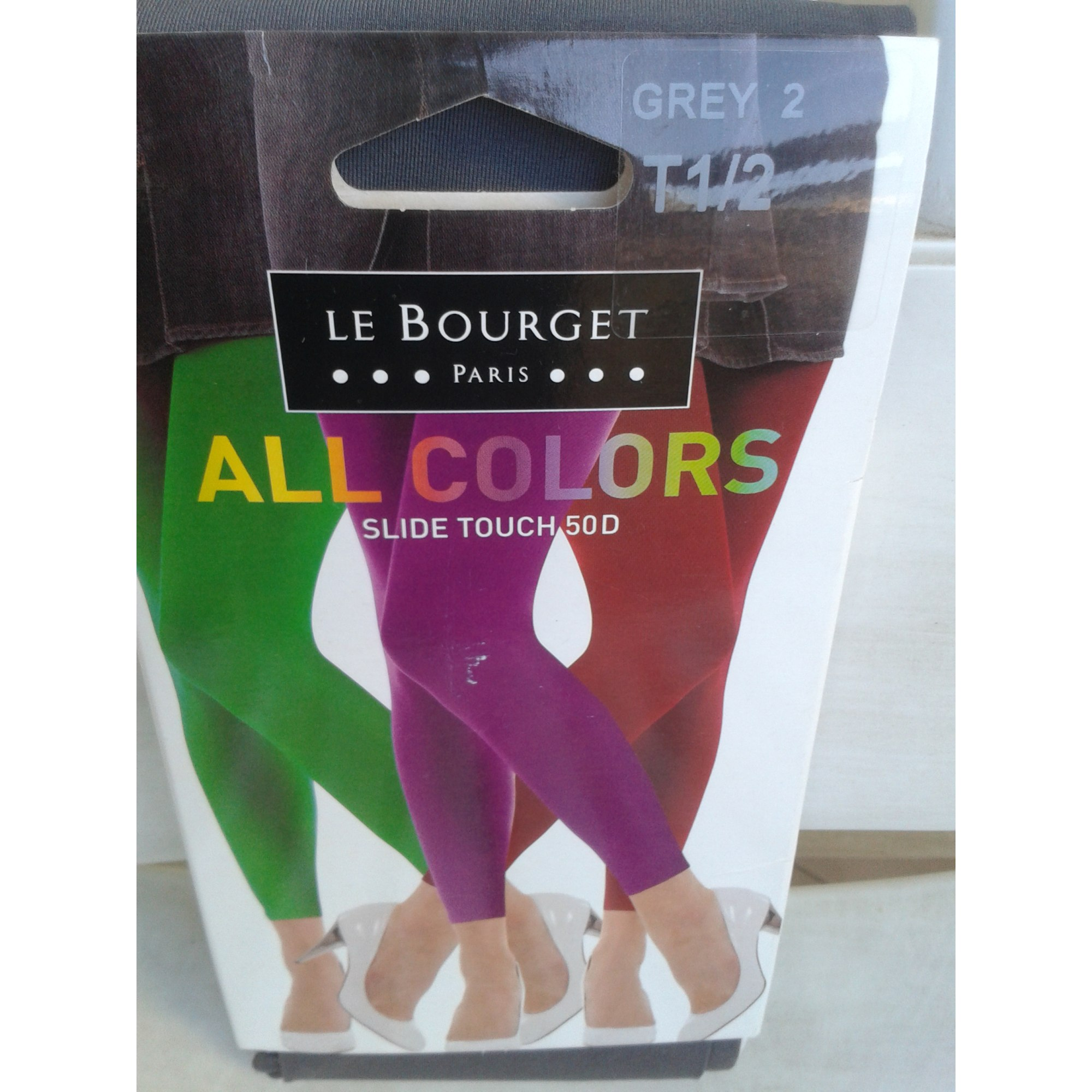 Legging, caleçon LE BOURGET Gris, anthracite