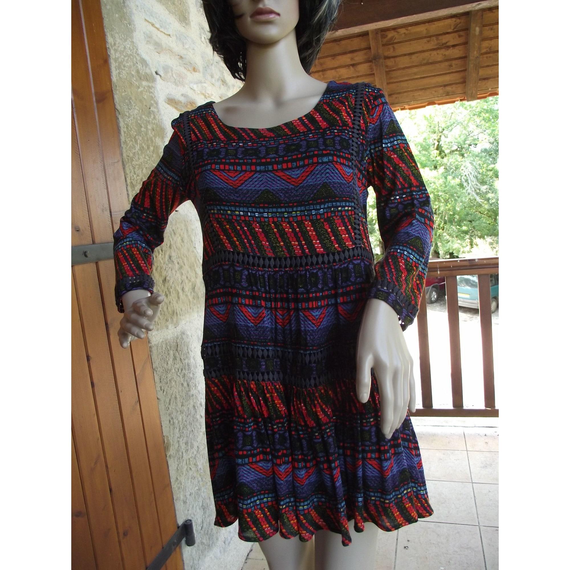 Robe tunique DESIGUAL Multicouleur