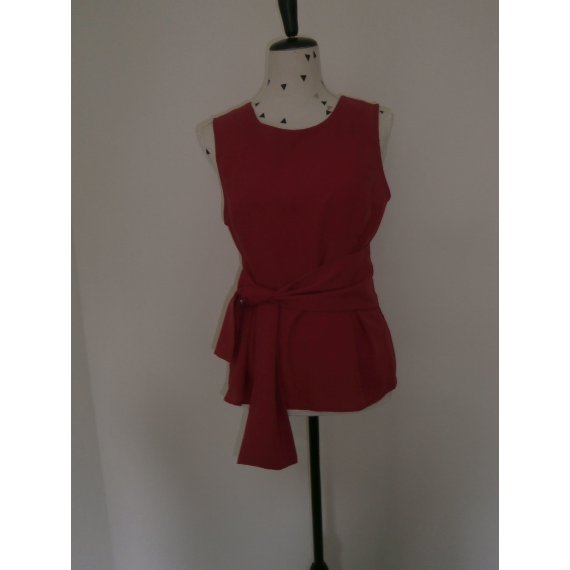 Top, tee-shirt NEW LOOK Rose, fuschia, vieux rose