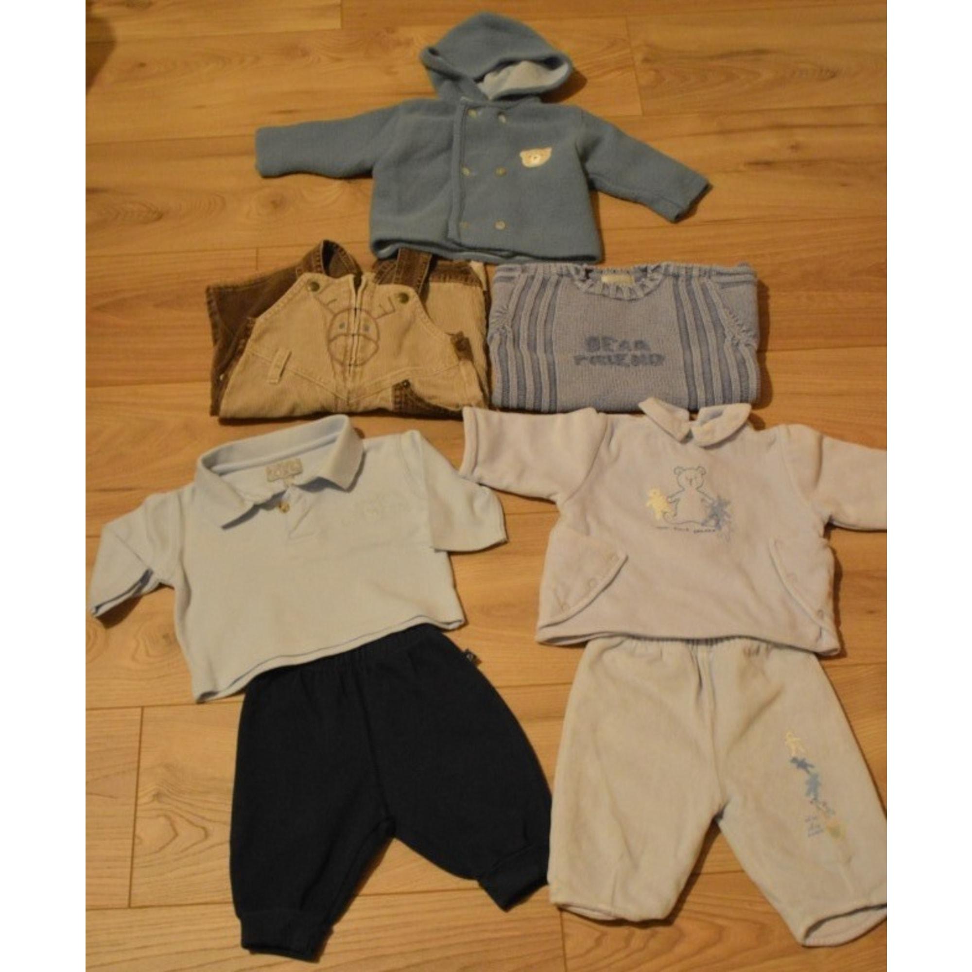 Ensemble & Combinaison pantalon ALPHABET Multicouleur