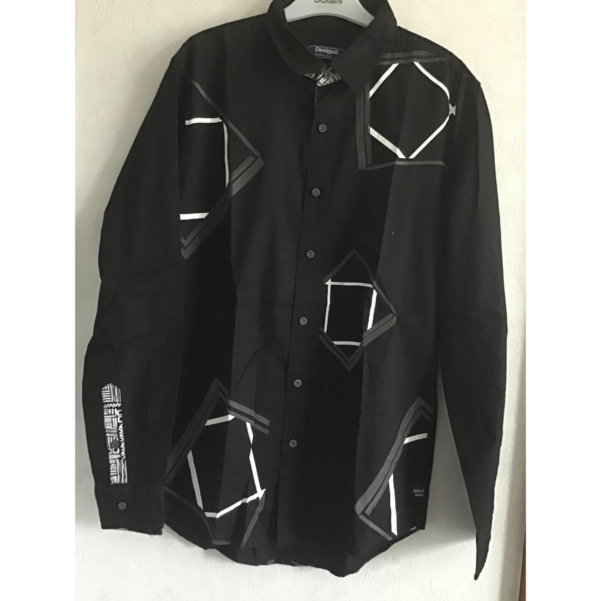 Shirt DESIGUAL Black