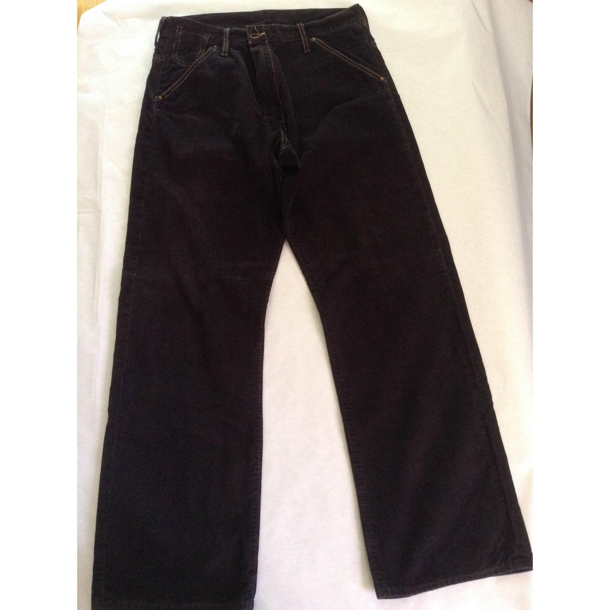 Jeans droit G-STAR Noir