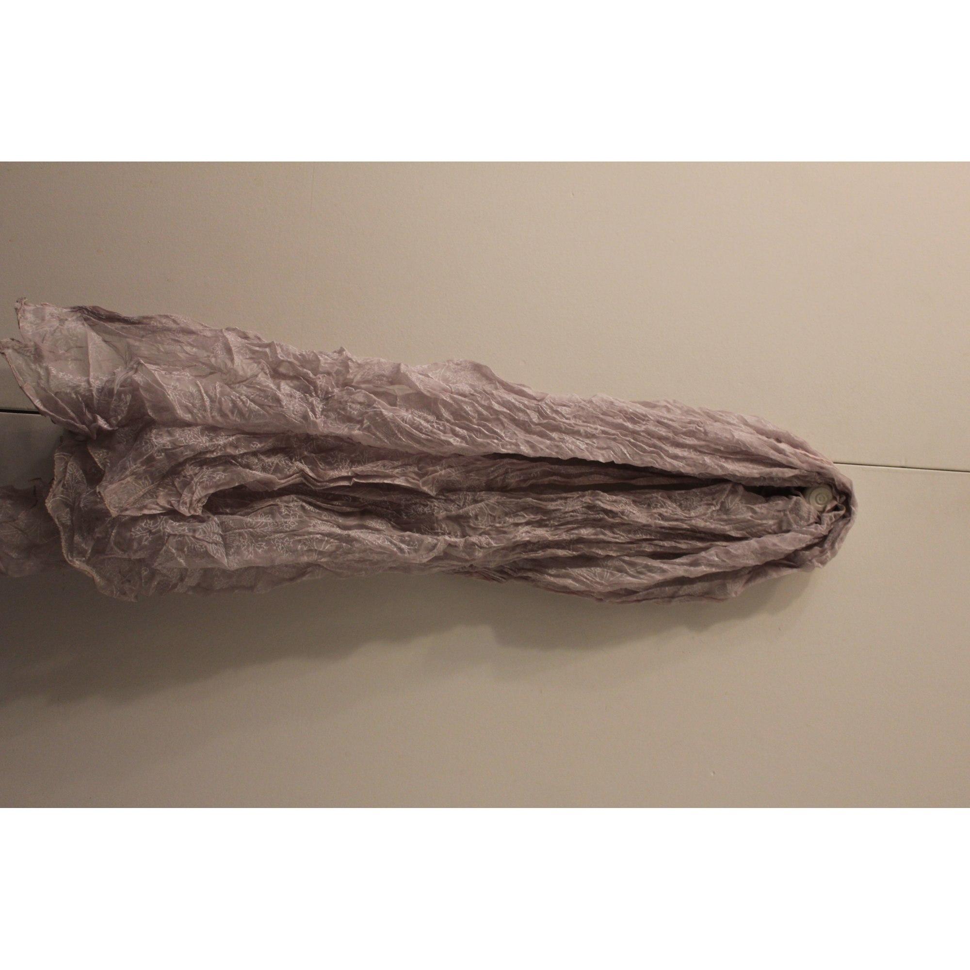 Echarpe SIMRANE Gris, anthracite