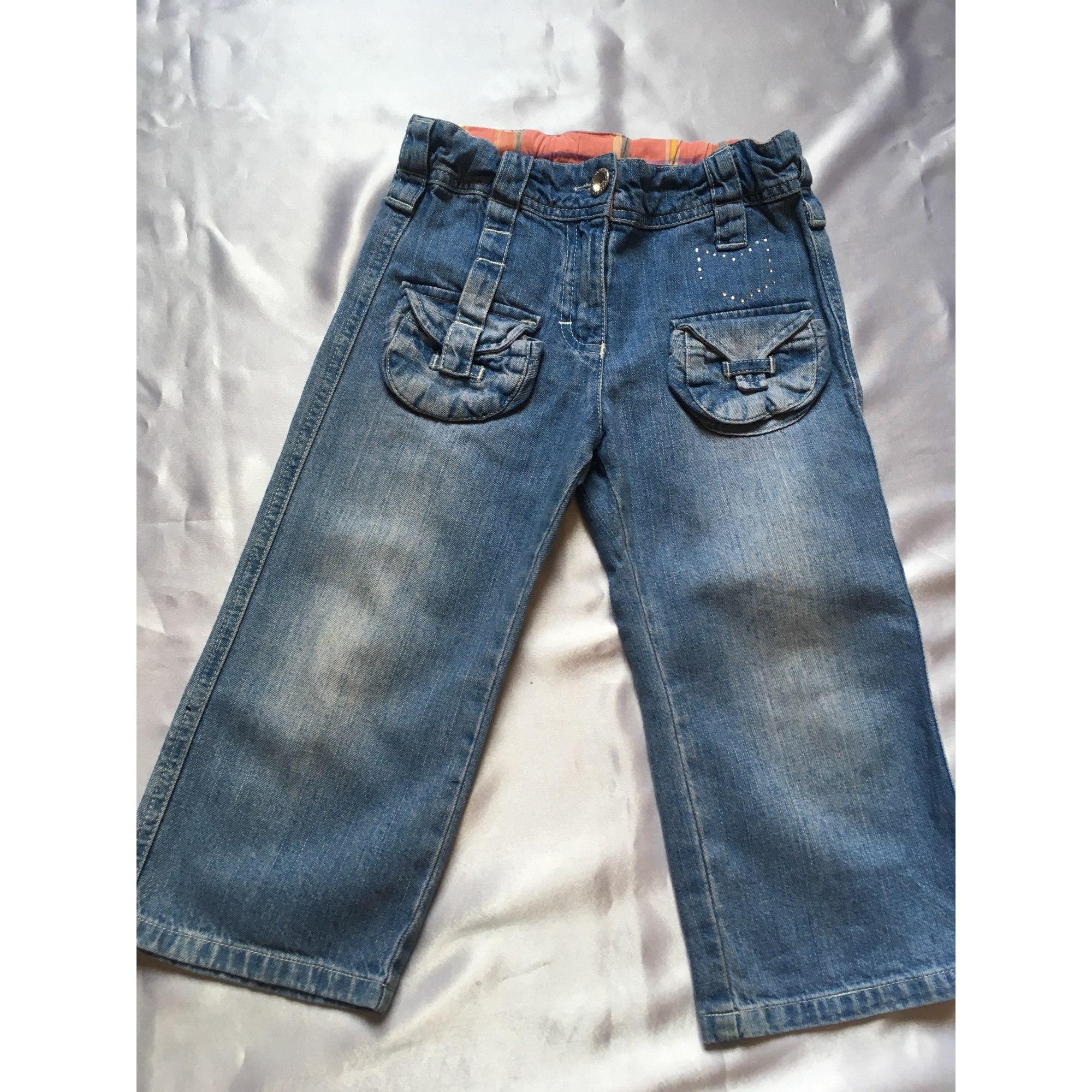 Pantalon TISSAIA Bleu, bleu marine, bleu turquoise