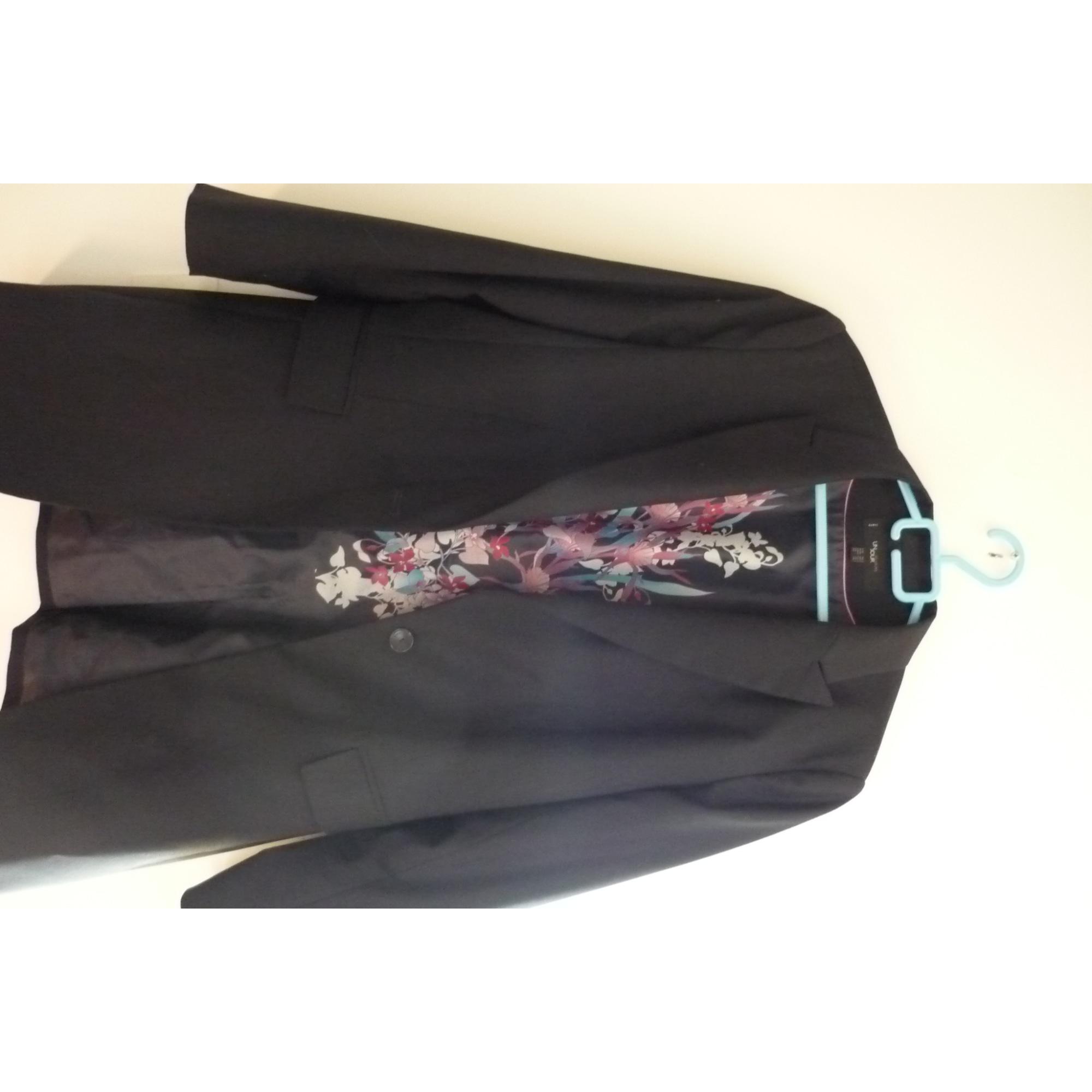 tailleur pantalon un jour ailleurs 46 xxl bleu vendu par fabi ne159595 2293532. Black Bedroom Furniture Sets. Home Design Ideas