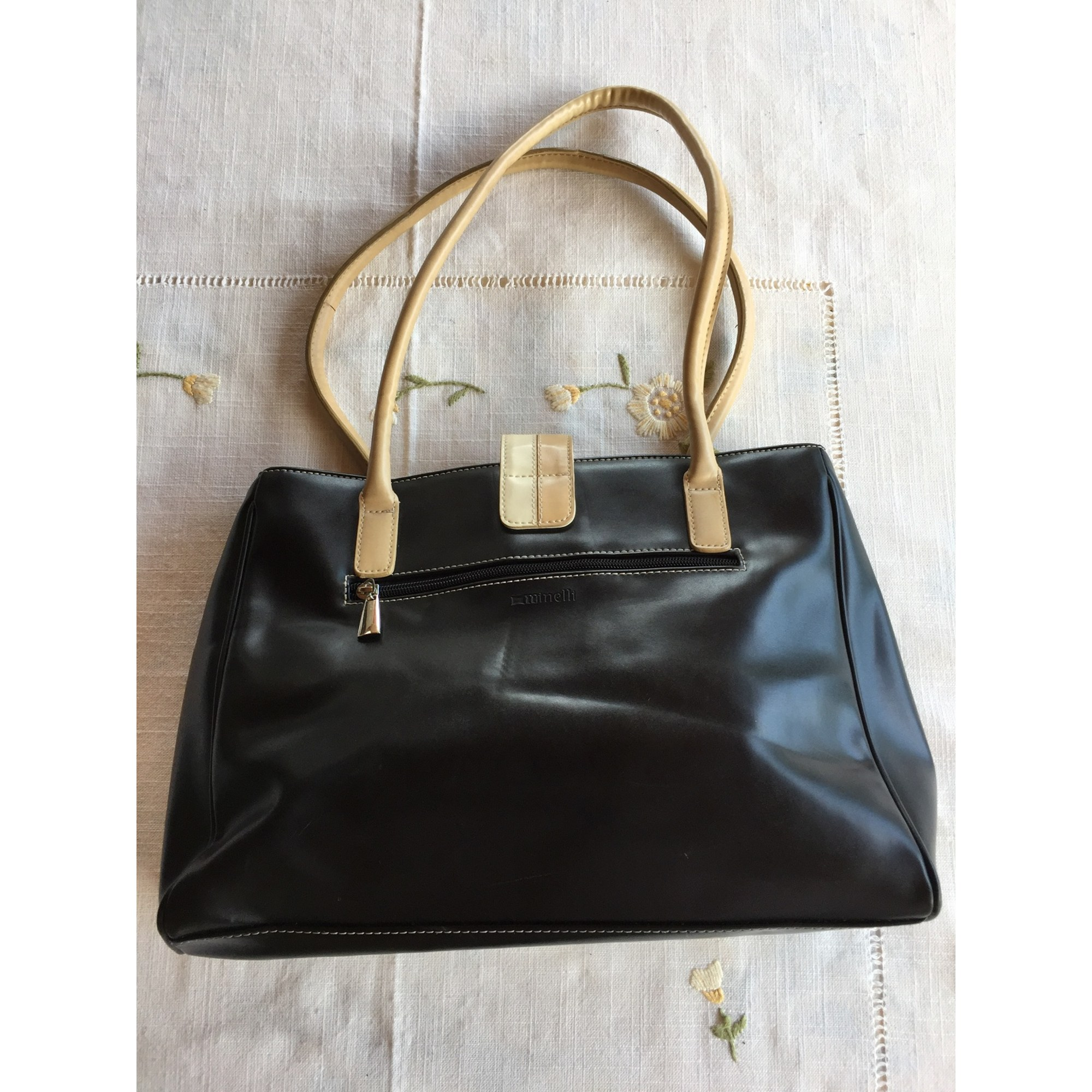 really cheap in stock huge inventory Sac à main en cuir MINELLI