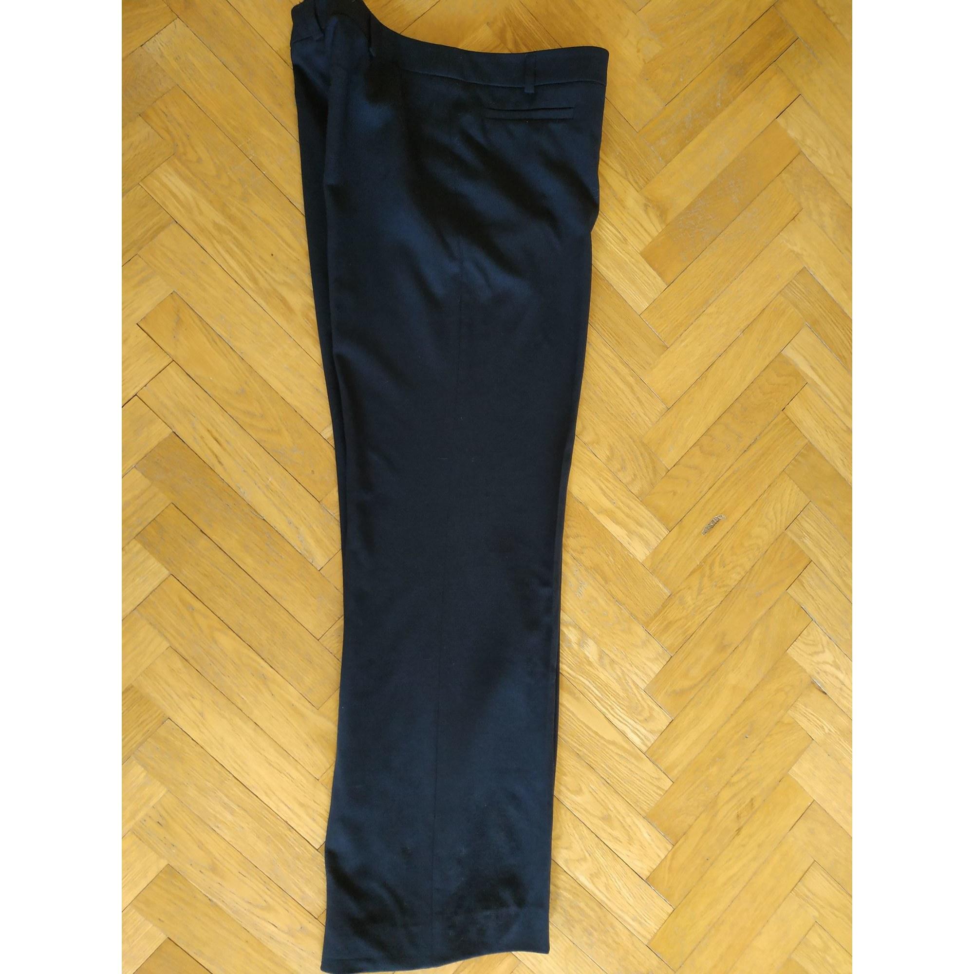 Pantalon droit ZAPA Bleu, bleu marine, bleu turquoise