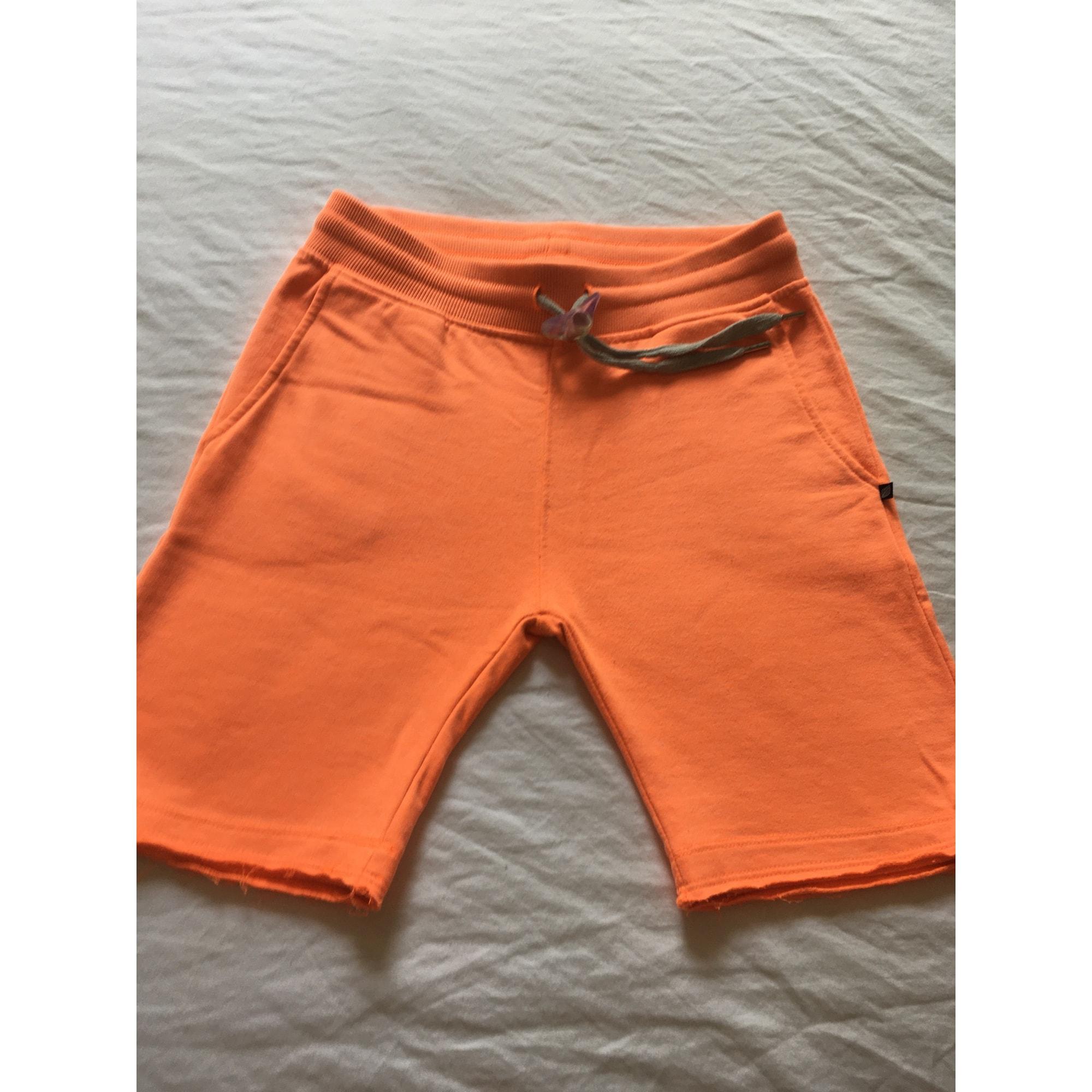 Short SWEET PANTS Orange