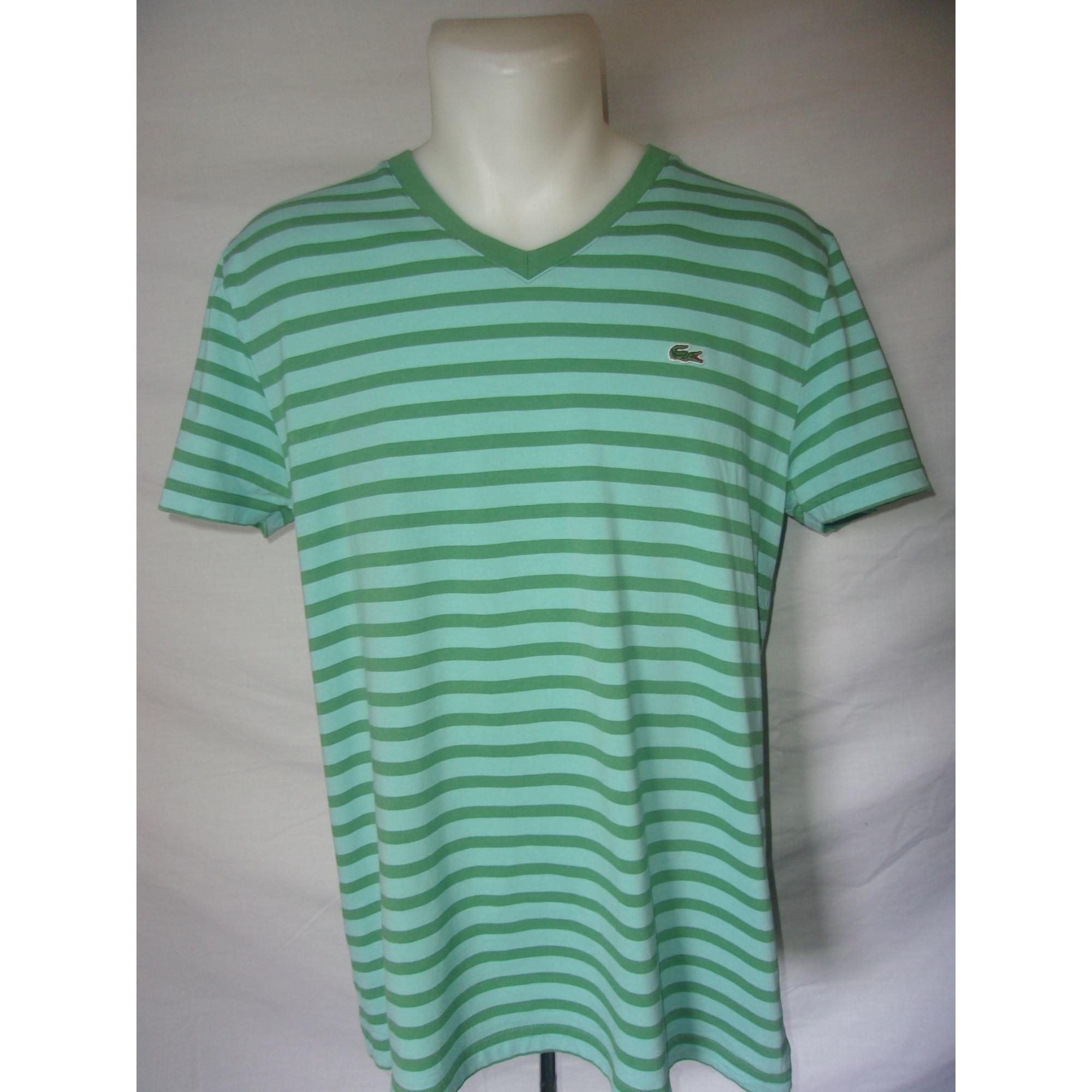 Tee-shirt LACOSTE Multicouleur