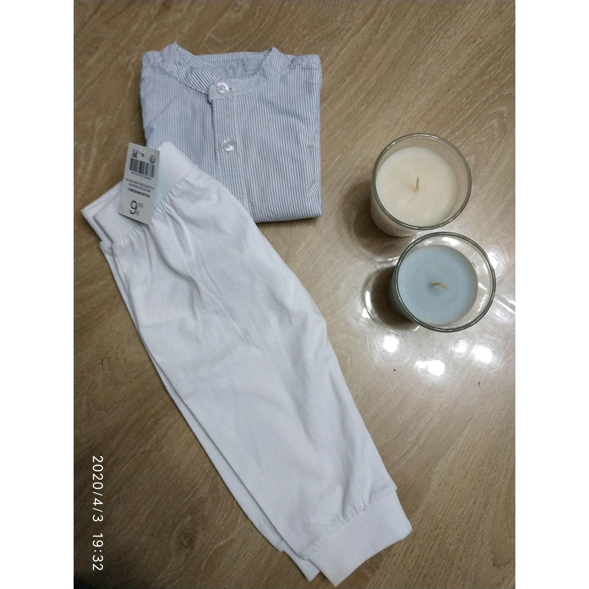 Ensemble & Combinaison pantalon OBAIBI Blanc, blanc cassé, écru