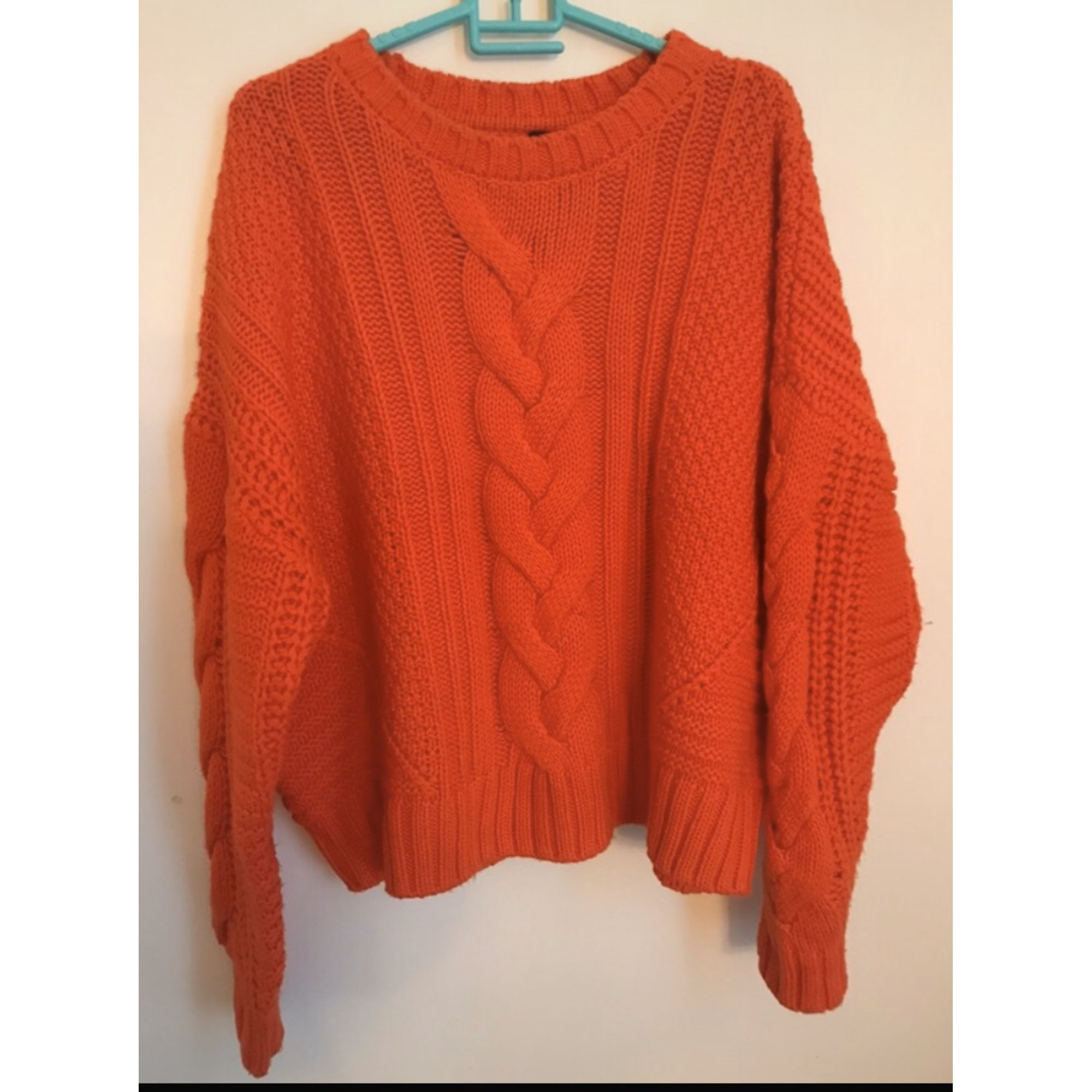 Top, tee-shirt H&M Orange