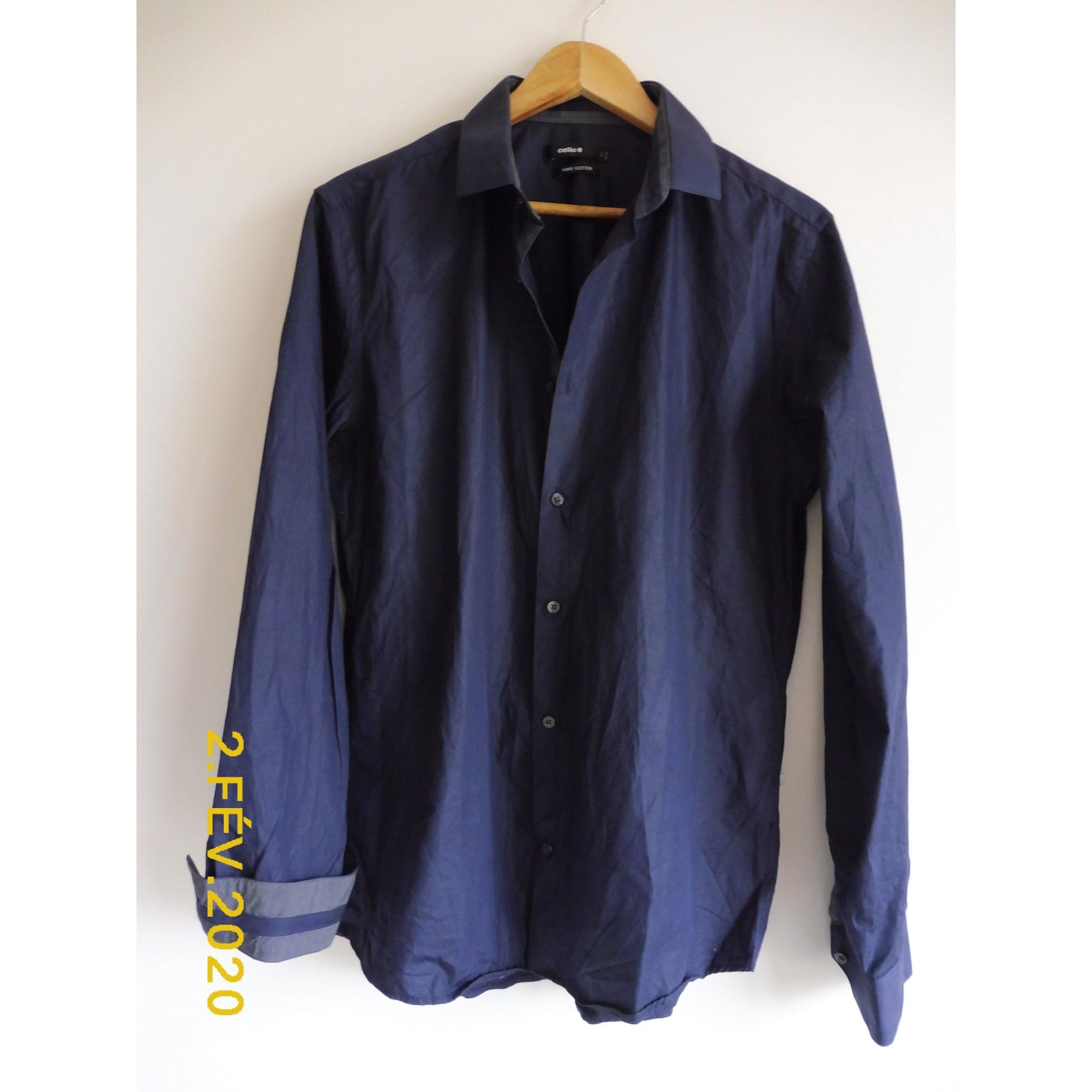 Chemise CELIO Bleu, bleu marine, bleu turquoise