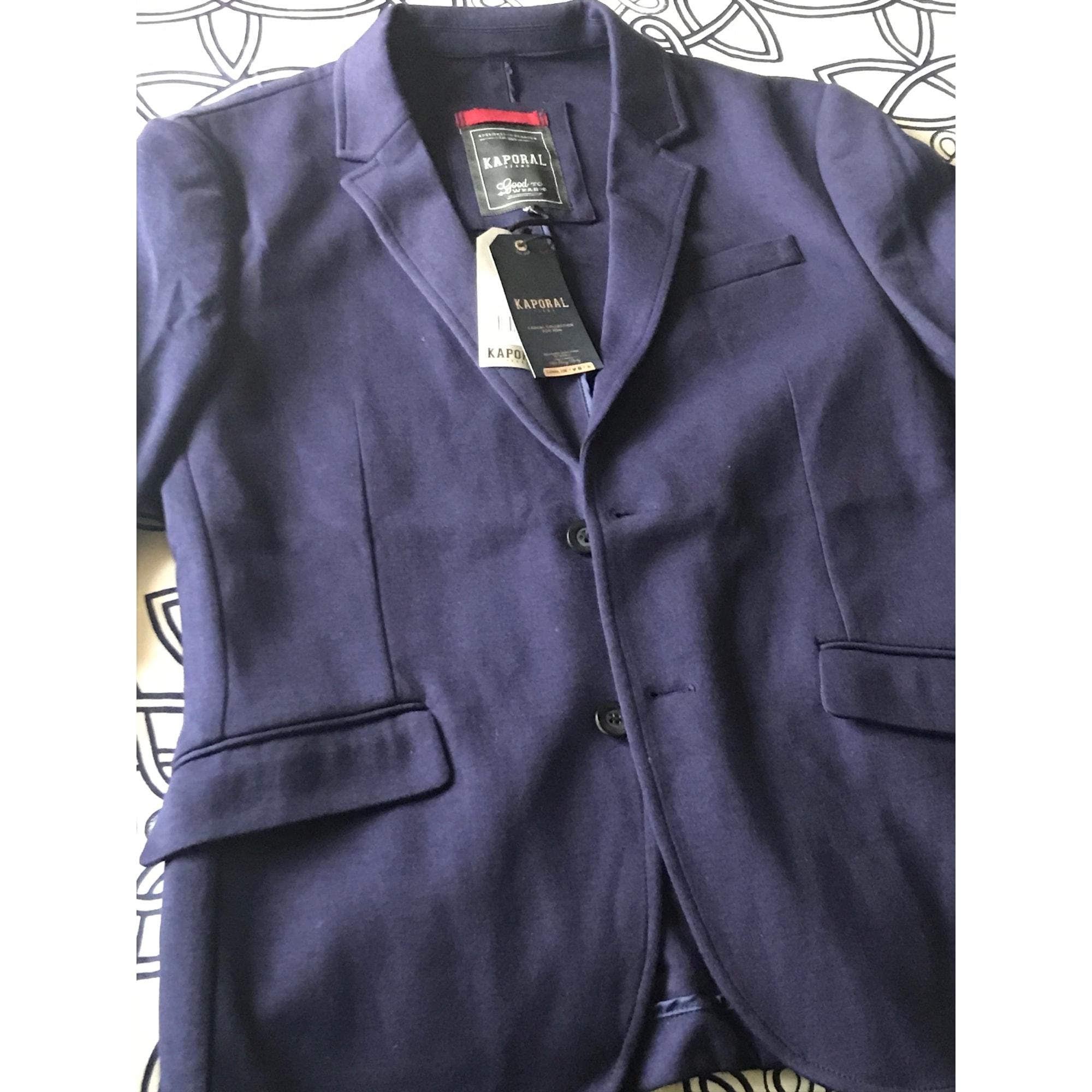 Veste KAPORAL Bleu, bleu marine, bleu turquoise