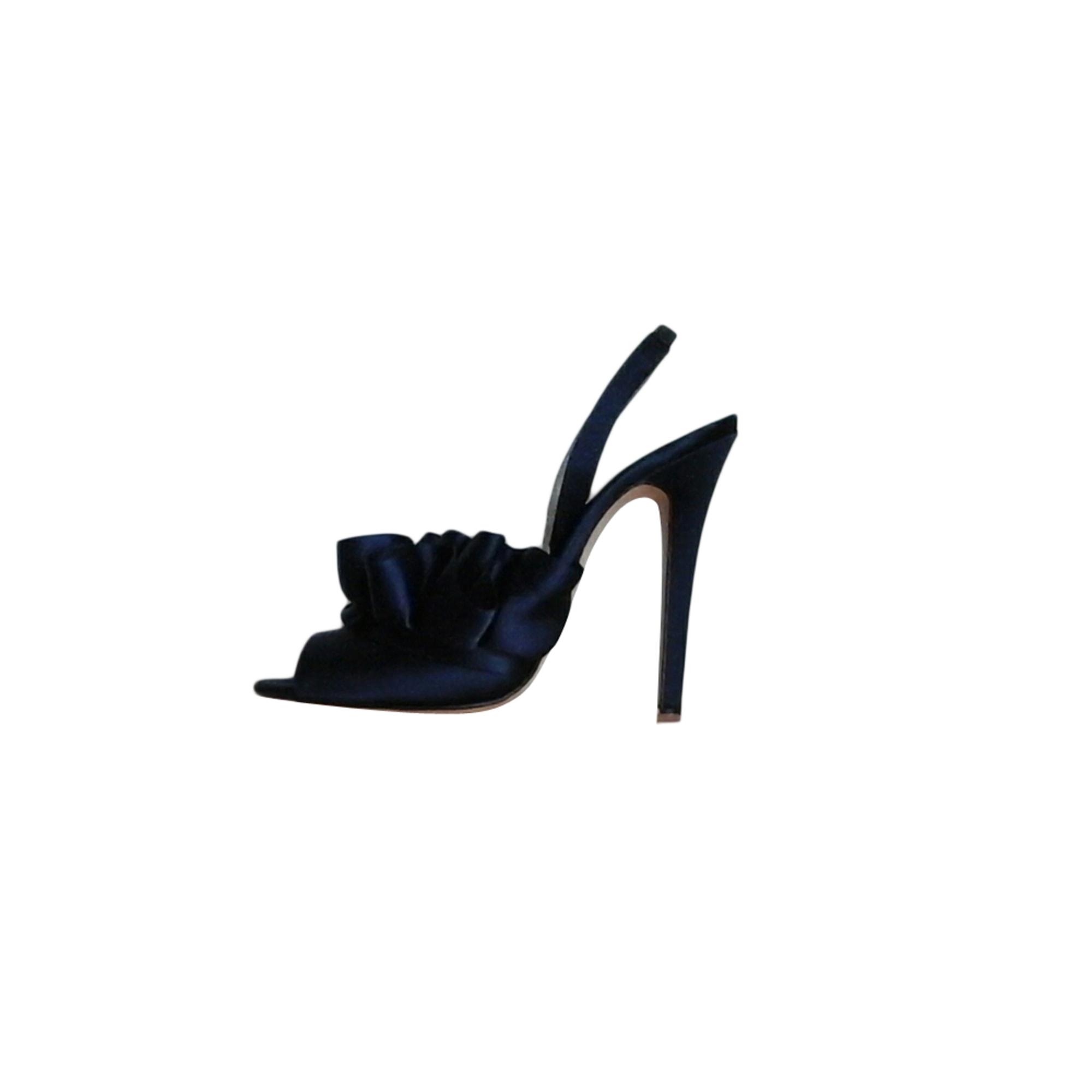Sandales à talons MELLOW YELLOW Bleu, bleu marine, bleu turquoise
