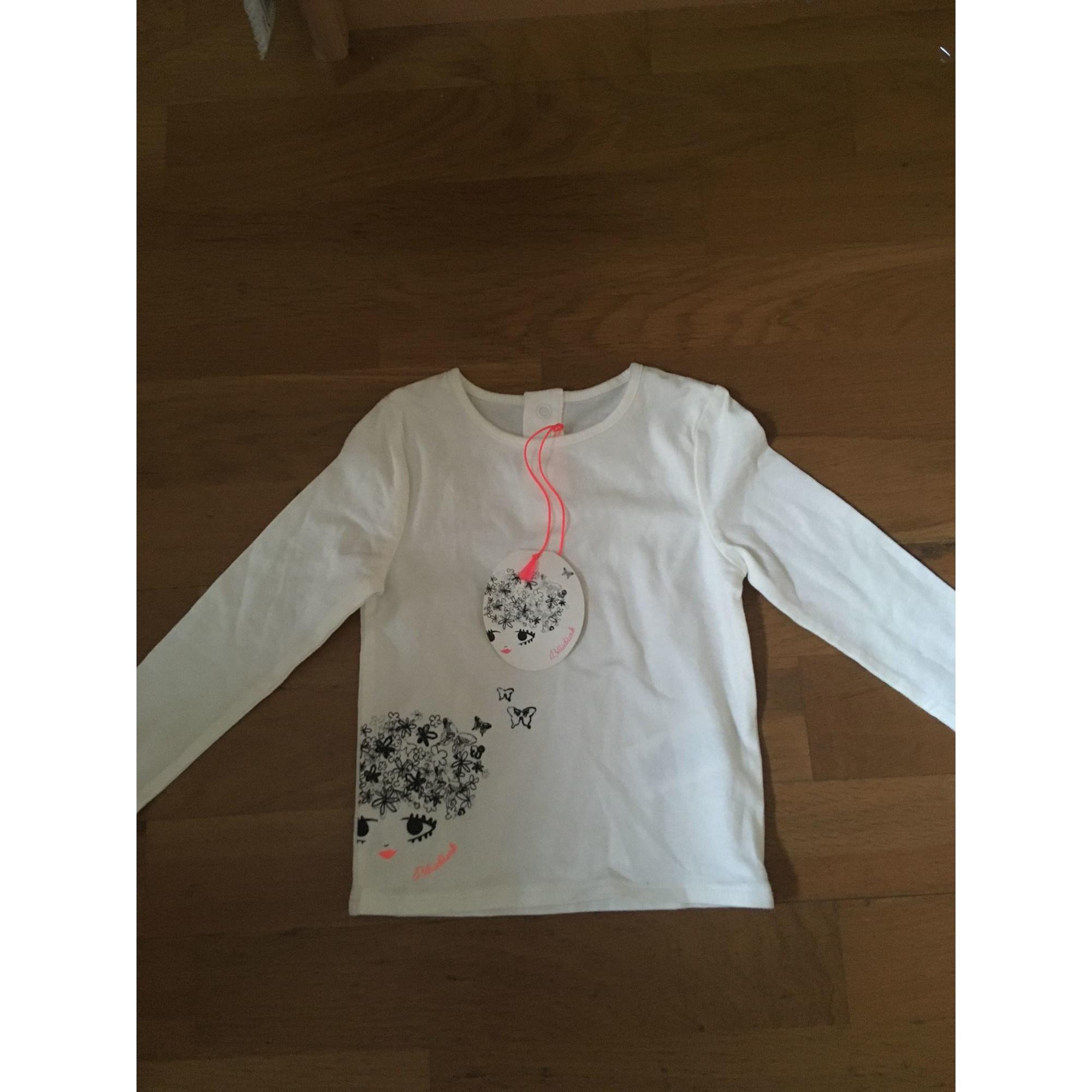 Top, tee shirt BILLIEBLUSH Blanc, blanc cassé, écru