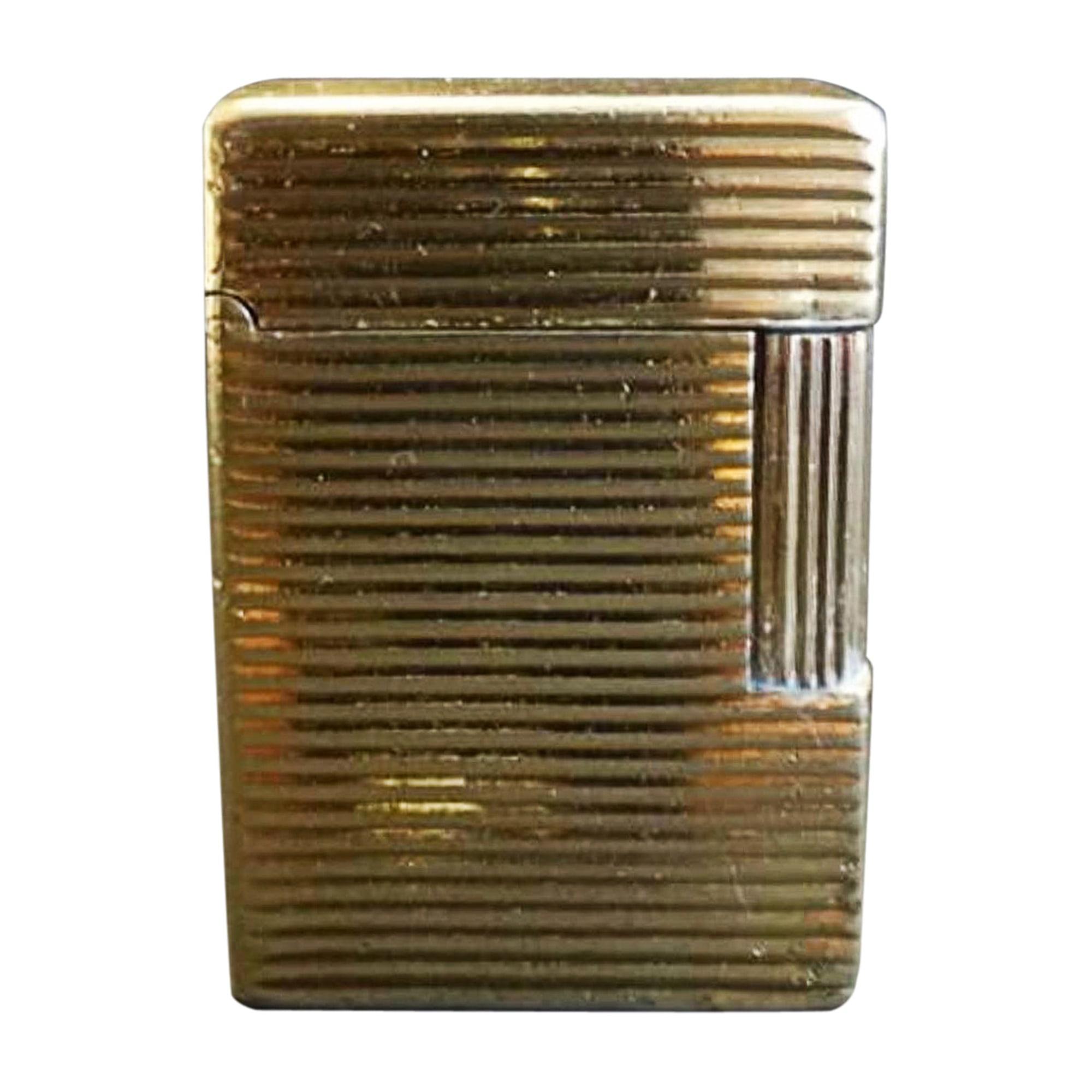 Gemelli ST DUPONT Dorato, bronzo, rame