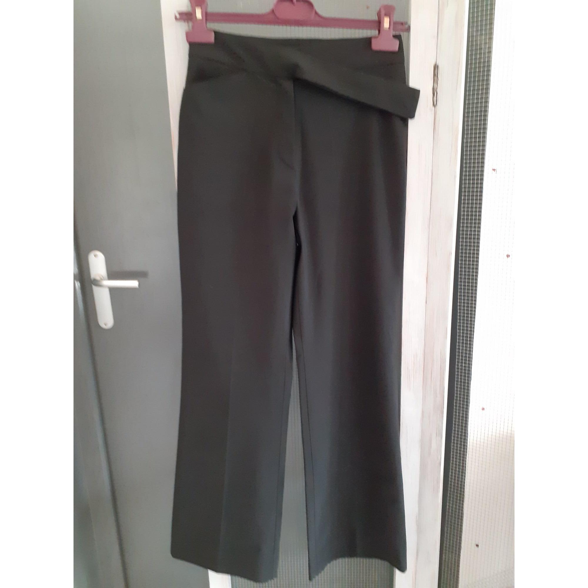 Pantalon large VICTORIA BERGMANN Noir