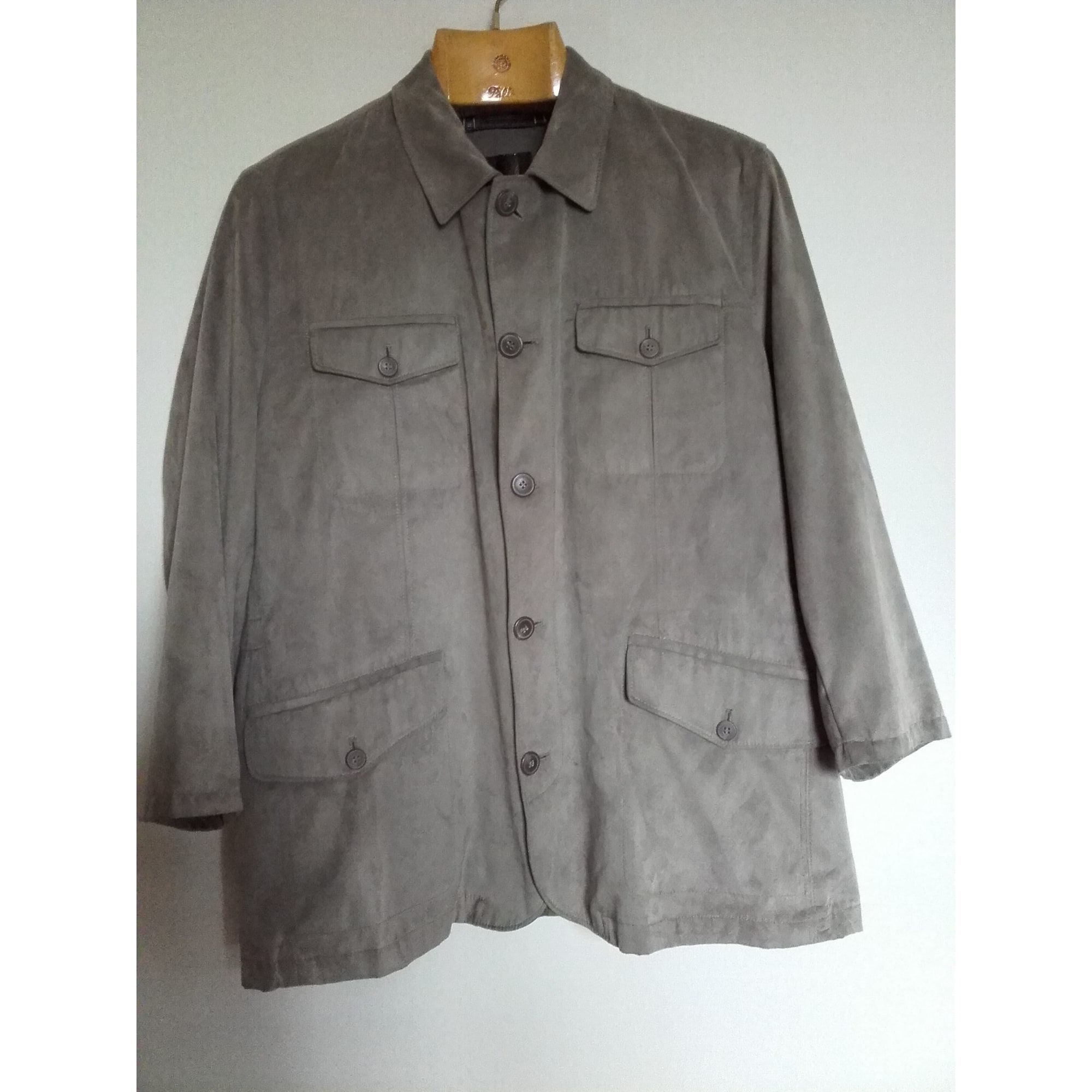 Veste PETER COFOX Marron