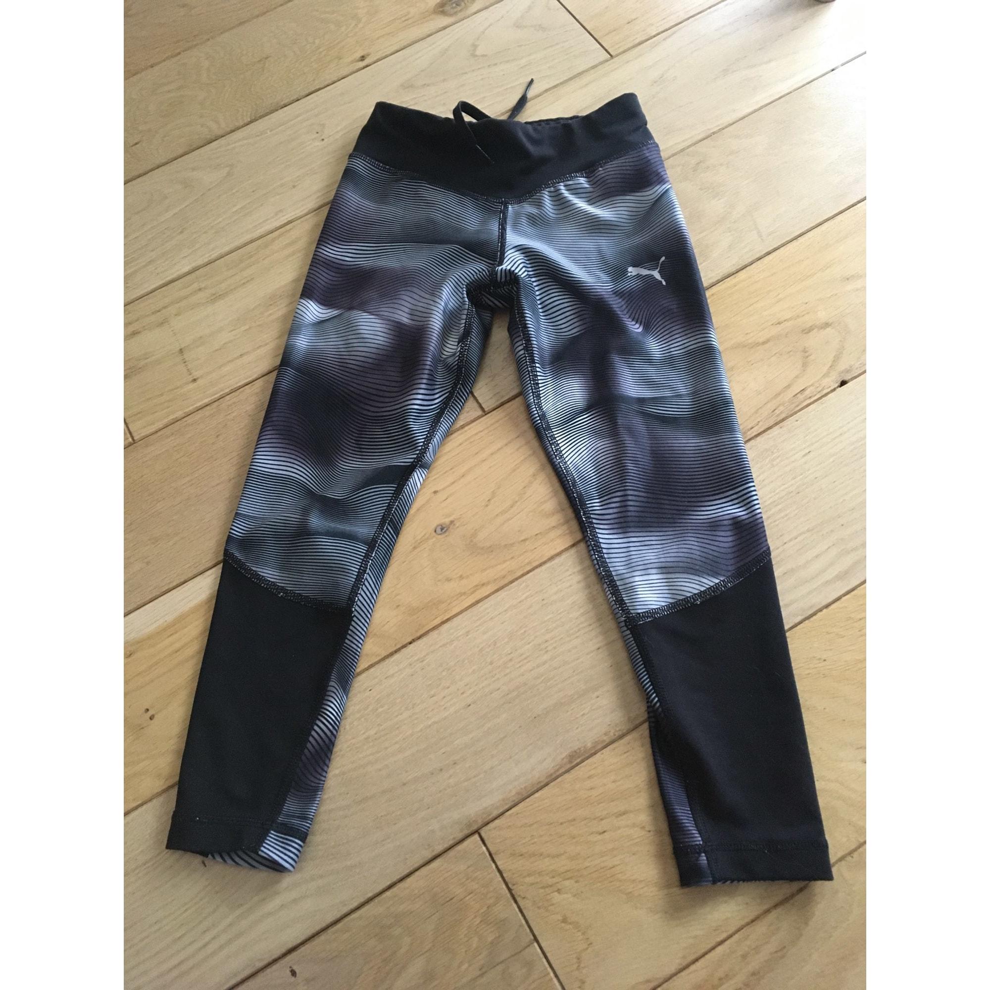 Pantalon en lycra PUMA Noir