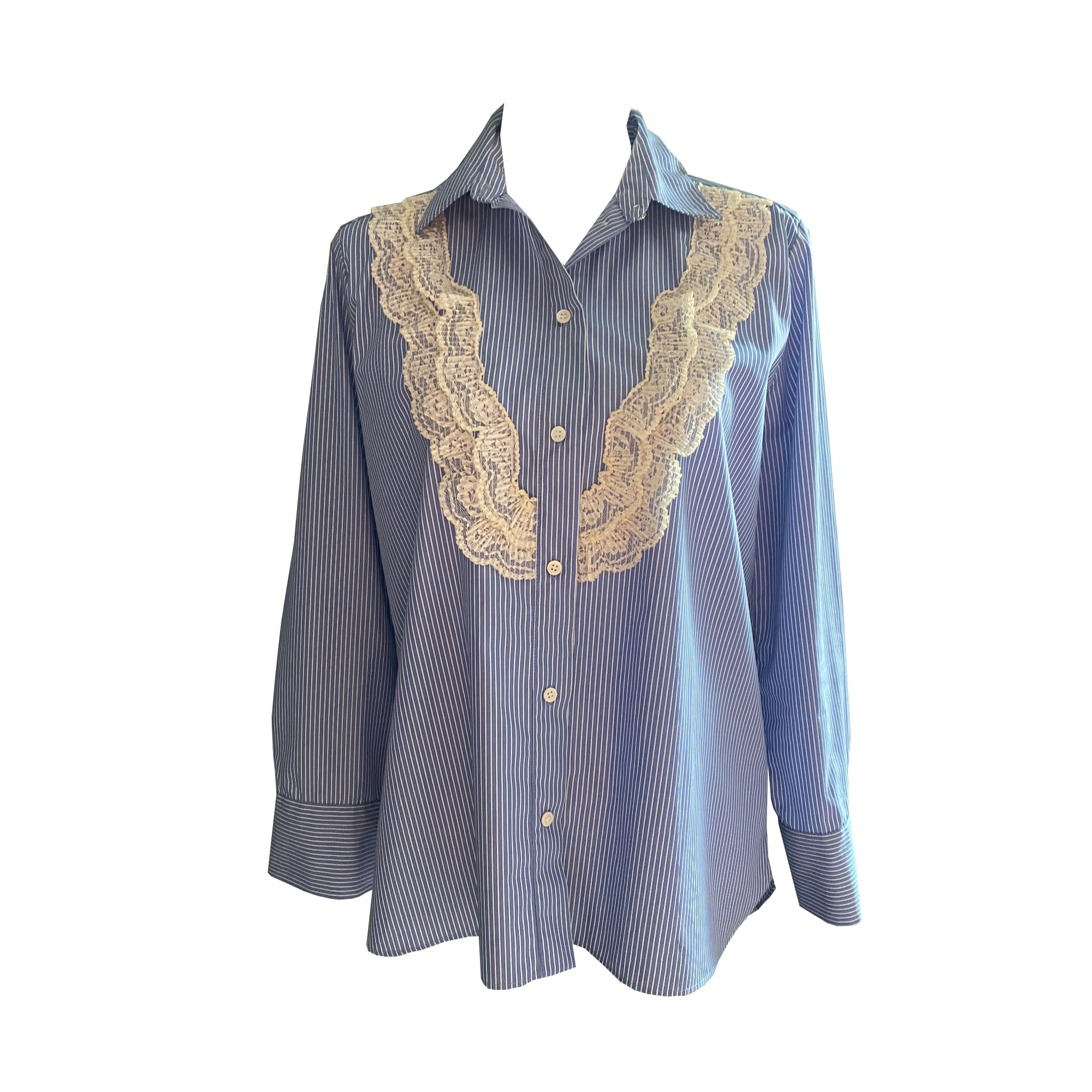 Chemise SANDRO Bleu, bleu marine, bleu turquoise
