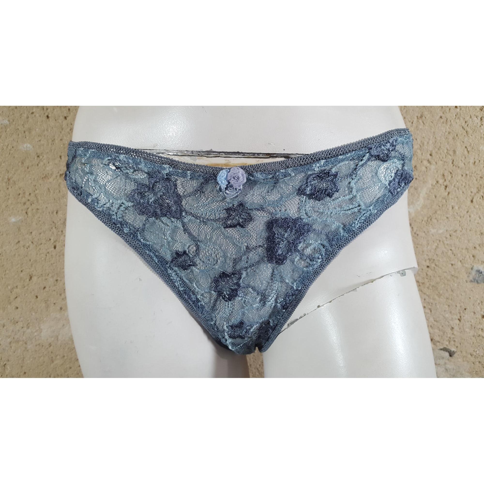 Culotte AUBADE Bleu, bleu marine, bleu turquoise