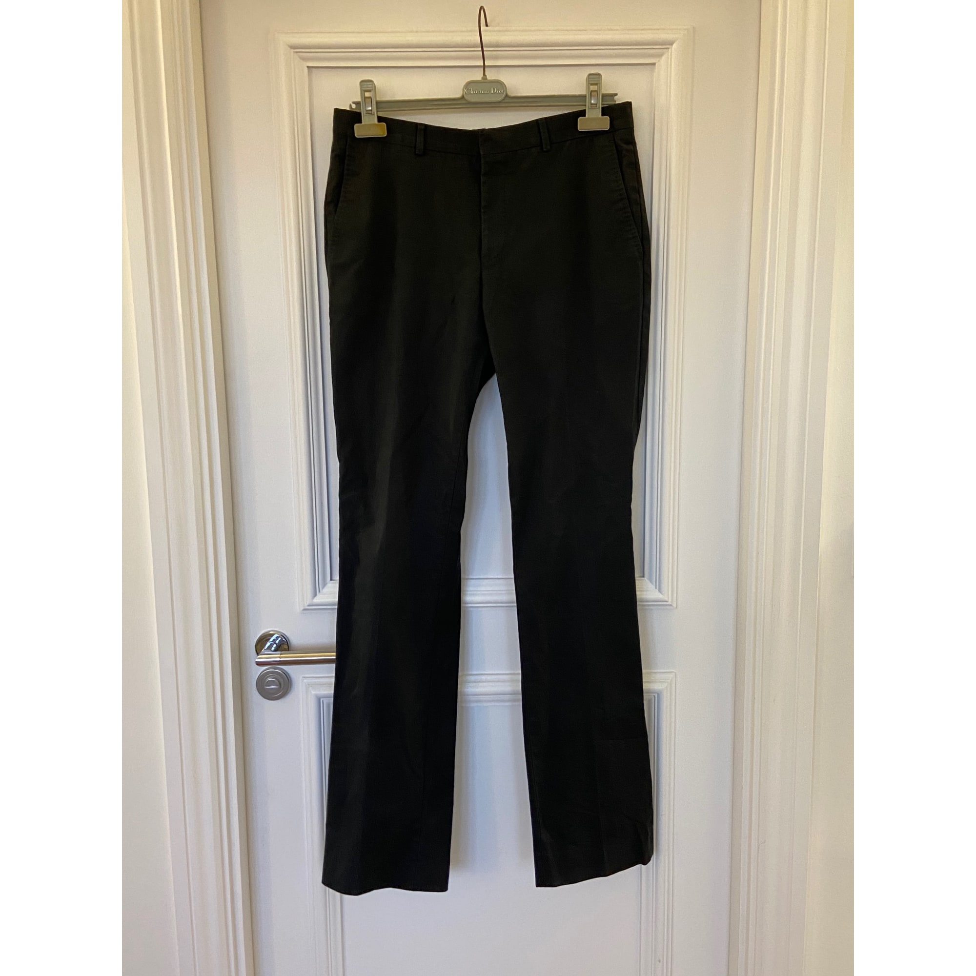 Pantalon droit ET VOUS Noir