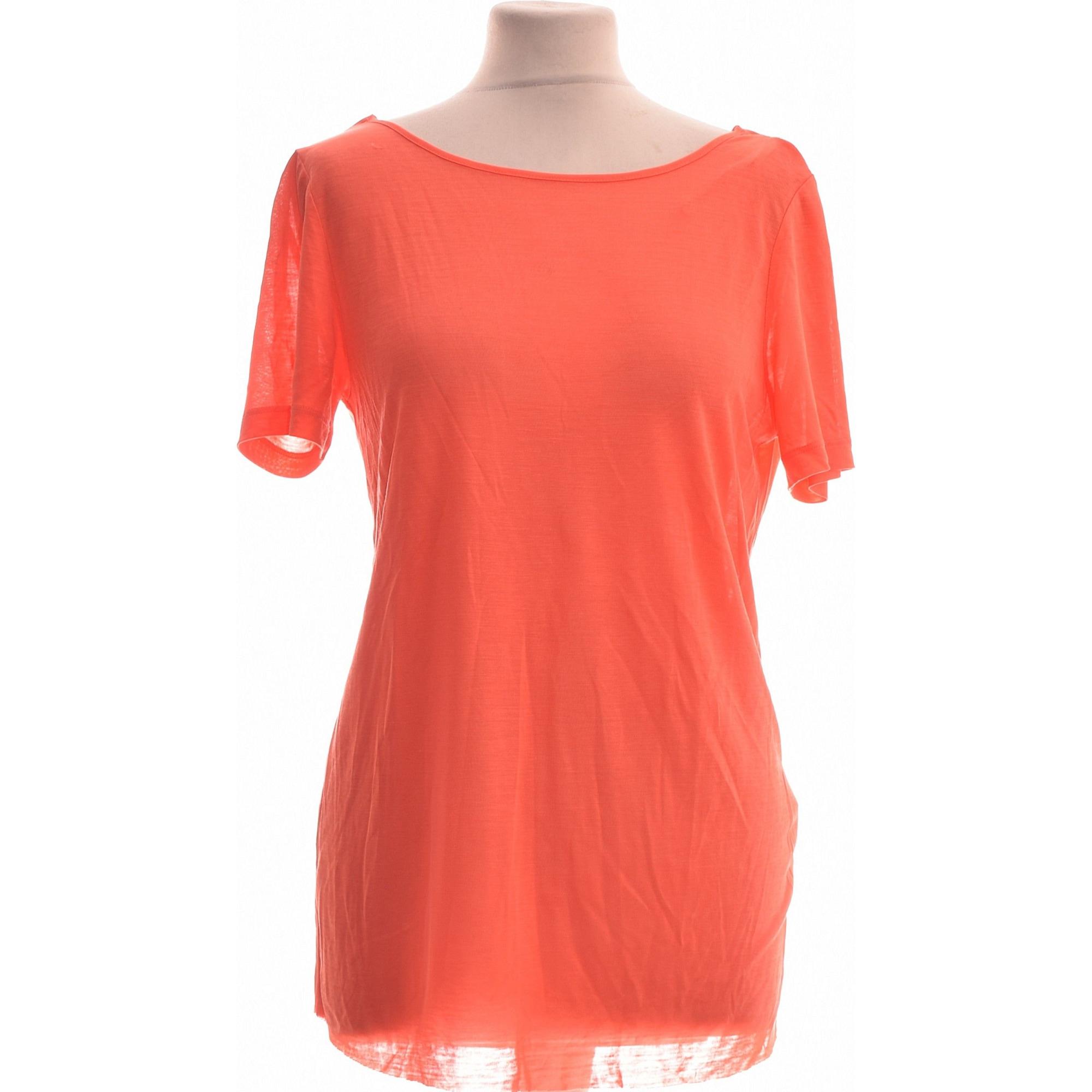 Top, tee-shirt ZARA Orange