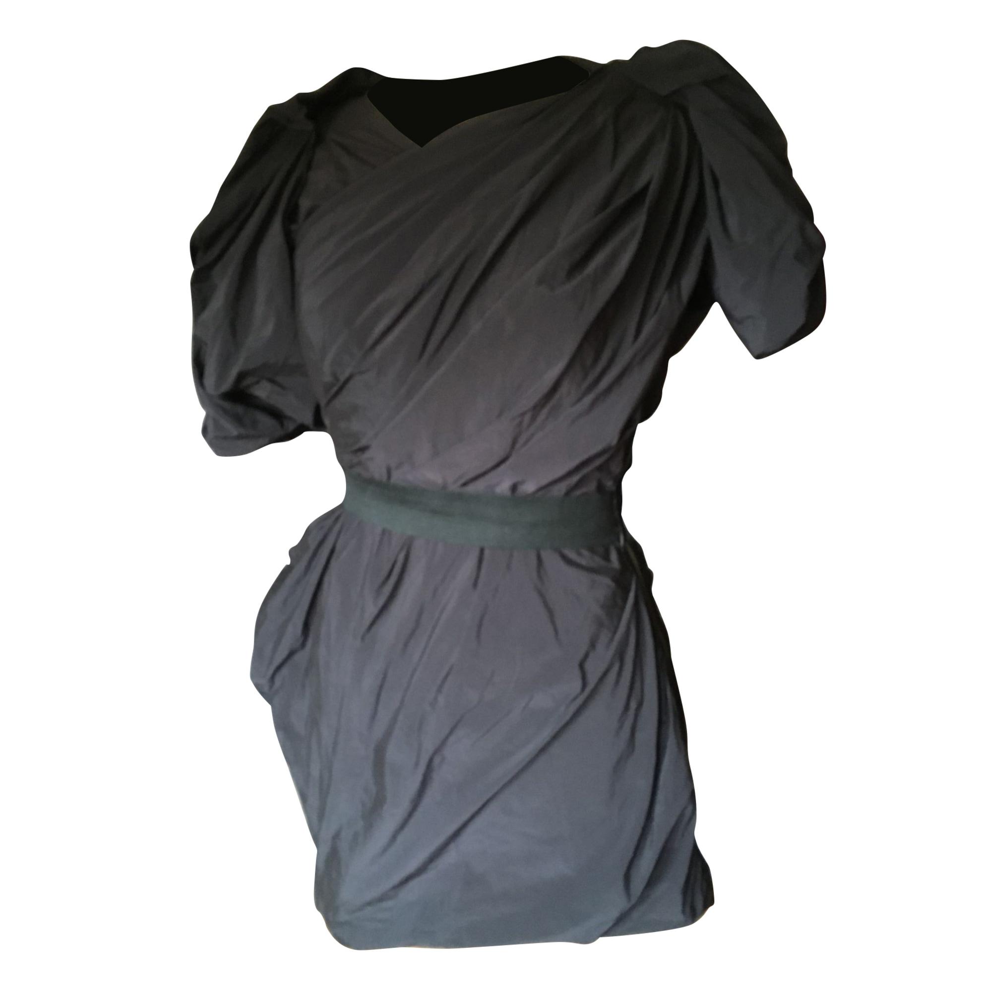 Robe courte LANVIN Noir