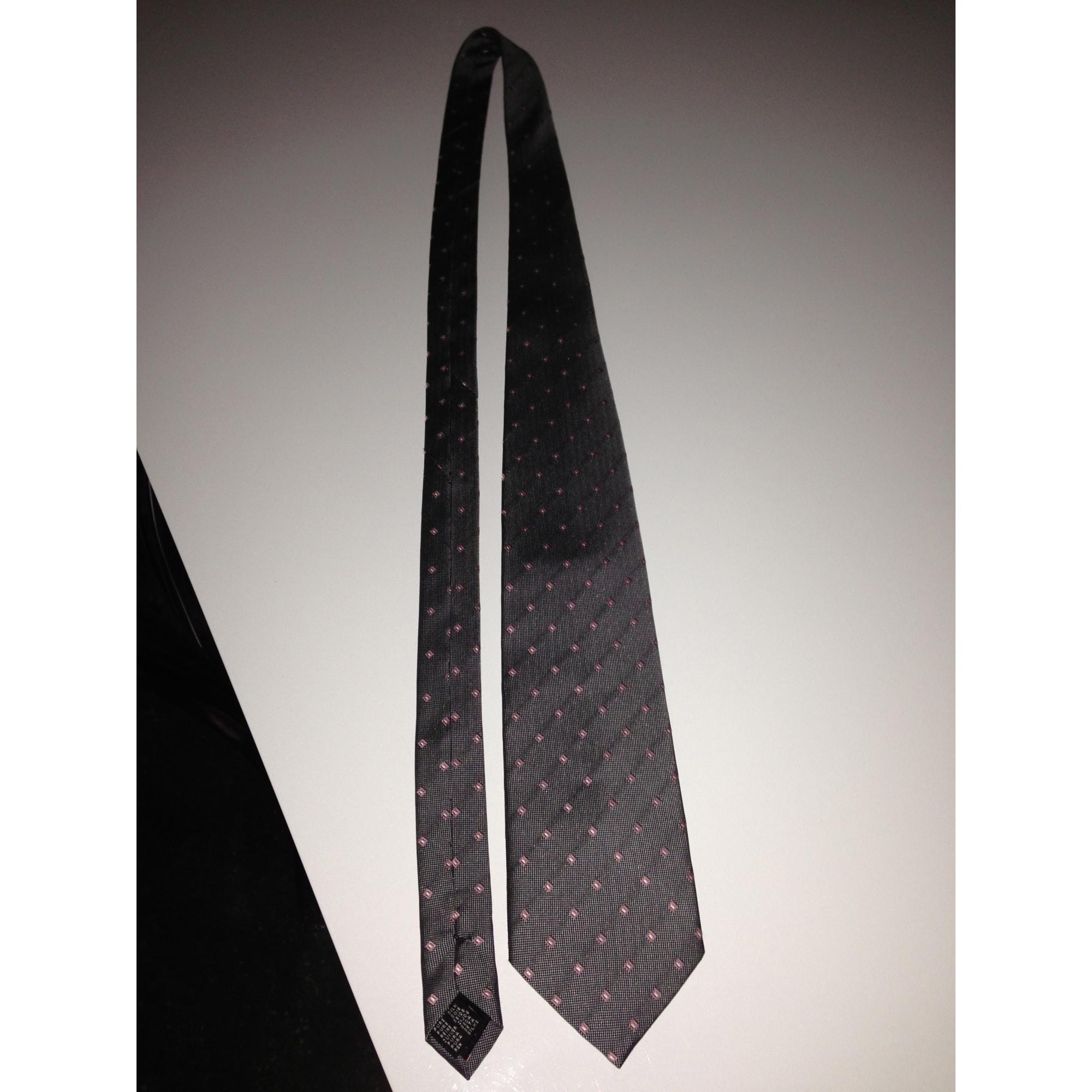 Cravate DEVRED Gris, anthracite