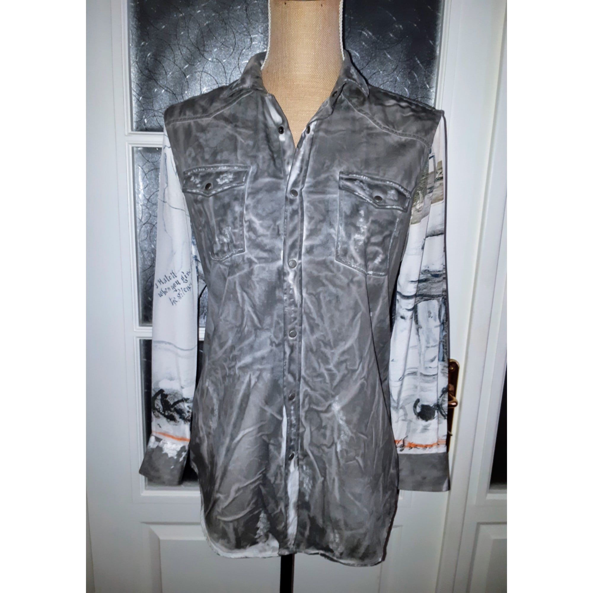 Chemise EACH & OTHER Gris, anthracite