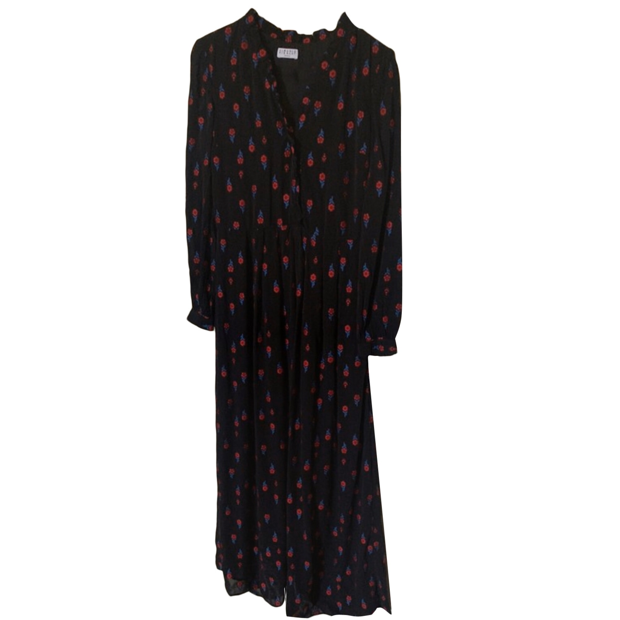 Robe longue CLAUDIE PIERLOT Noir