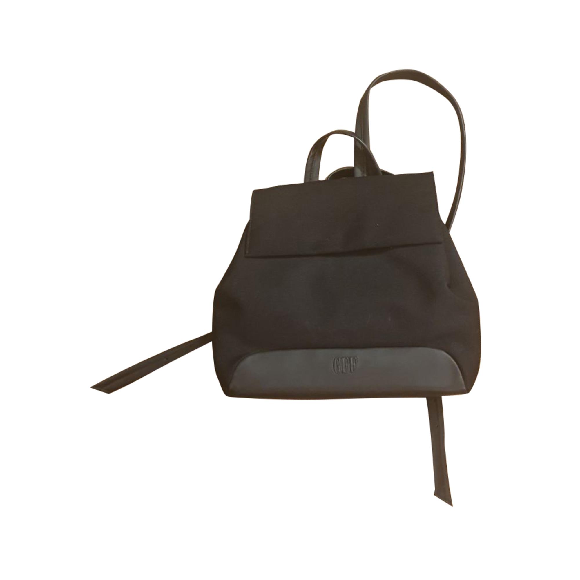 Backpack GIANFRANCO FERRE Black