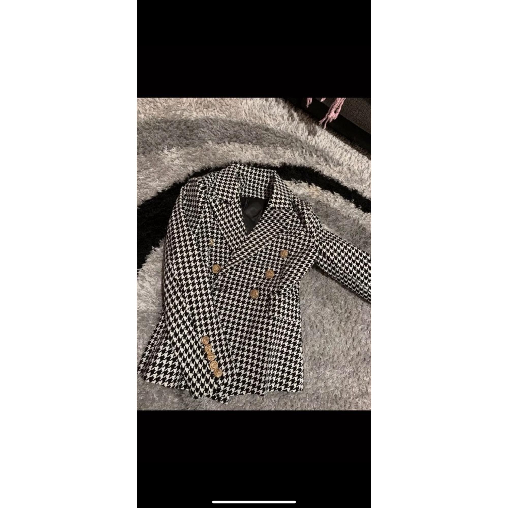 Blazer, veste tailleur SANS MARQUE Blanc, blanc cassé, écru