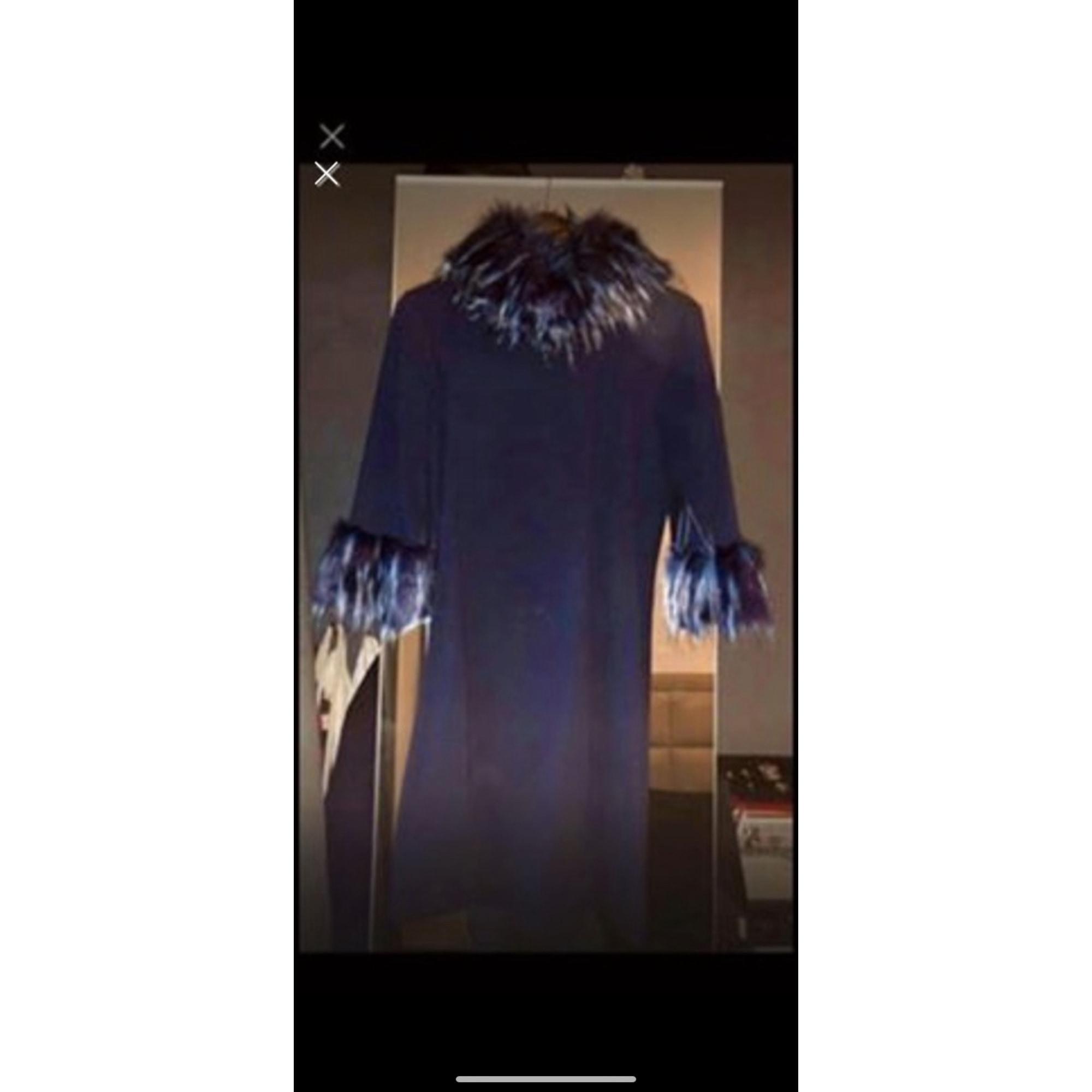 Robe pull SANS MARQUE Bleu, bleu marine, bleu turquoise