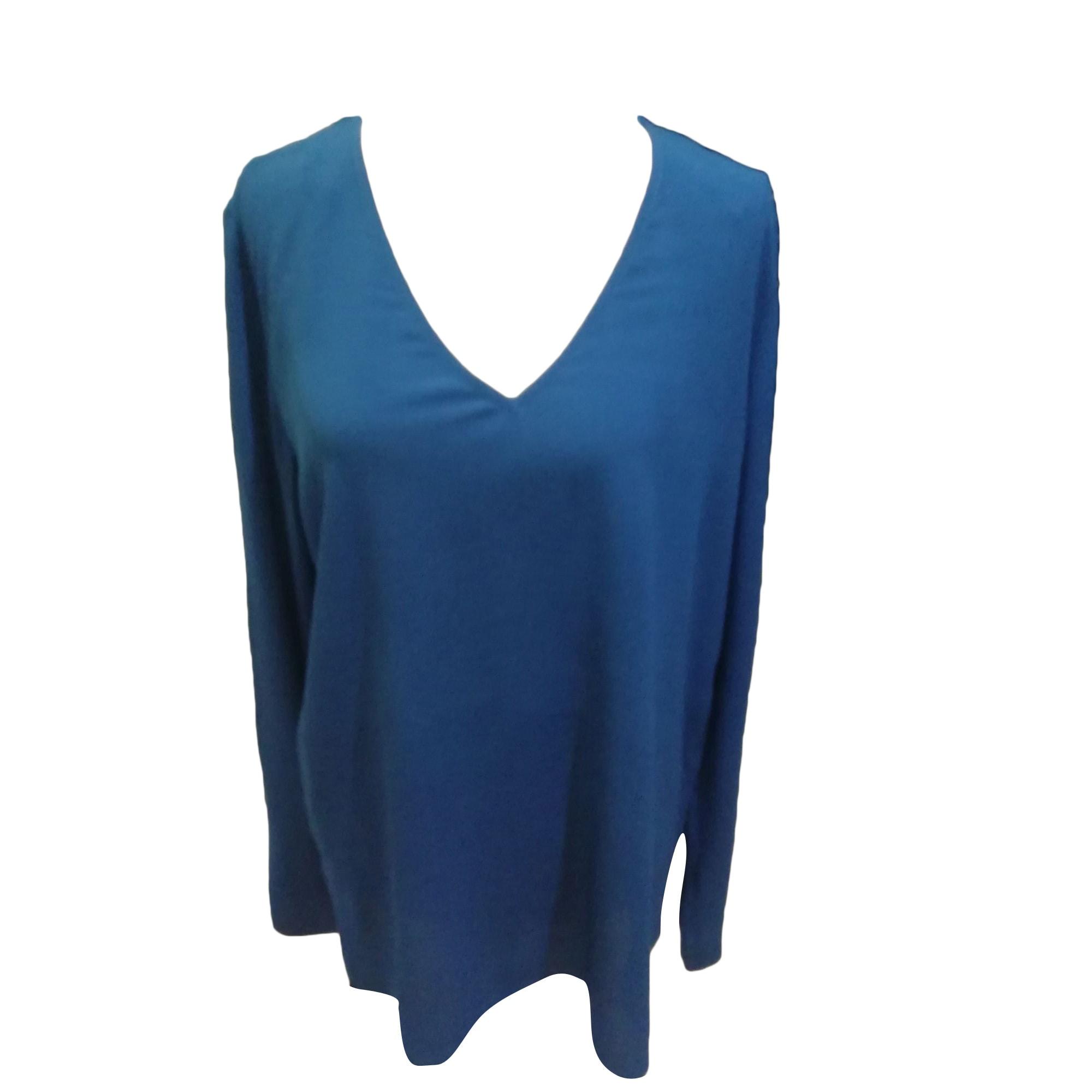 Chemisier PINKO Bleu, bleu marine, bleu turquoise