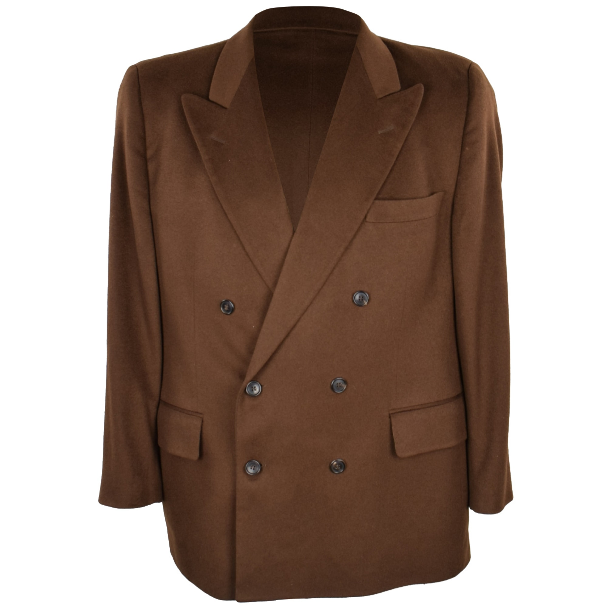Veste de costume MEY & ENDLICH X LORO PIANA Marron