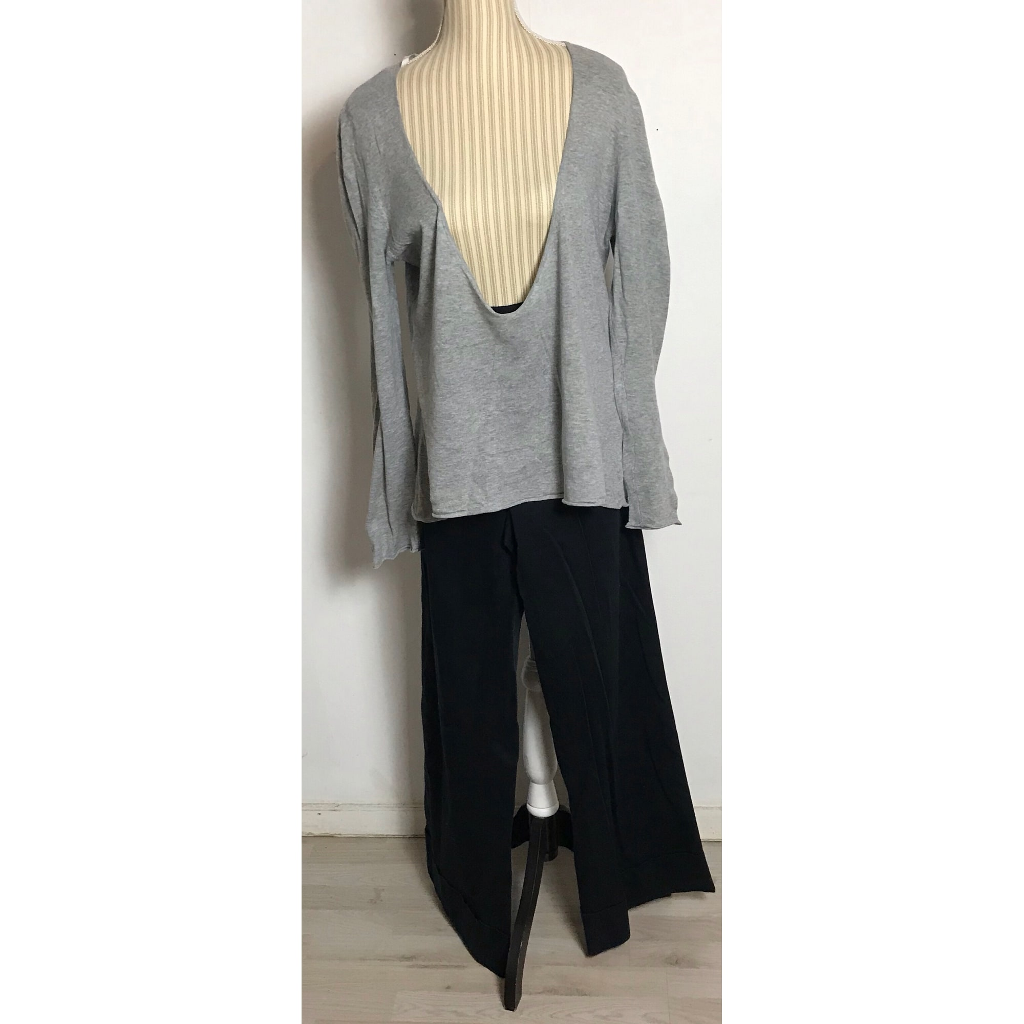 Pull SANDWICH Gris, anthracite