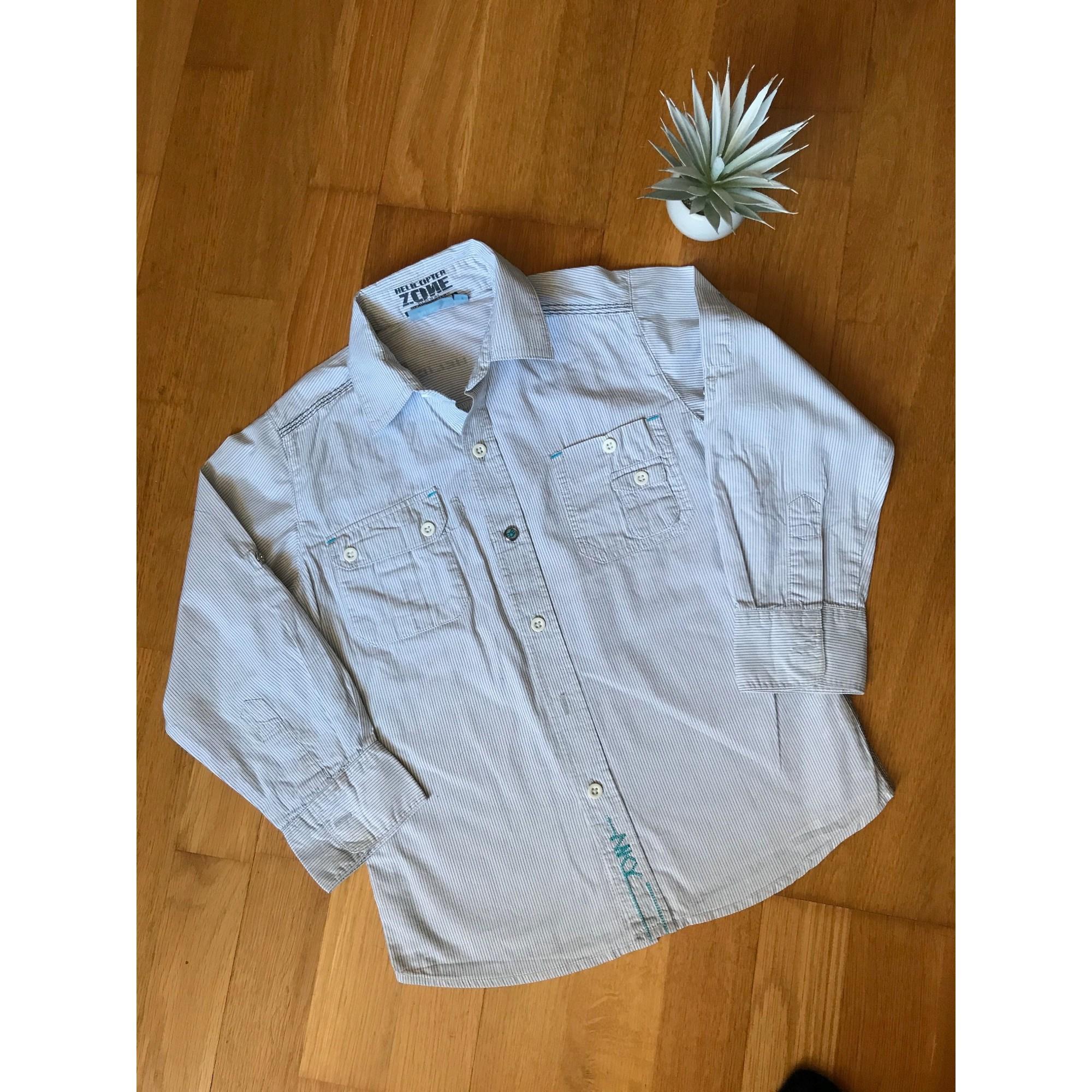 Chemise NKY Blanc, blanc cassé, écru