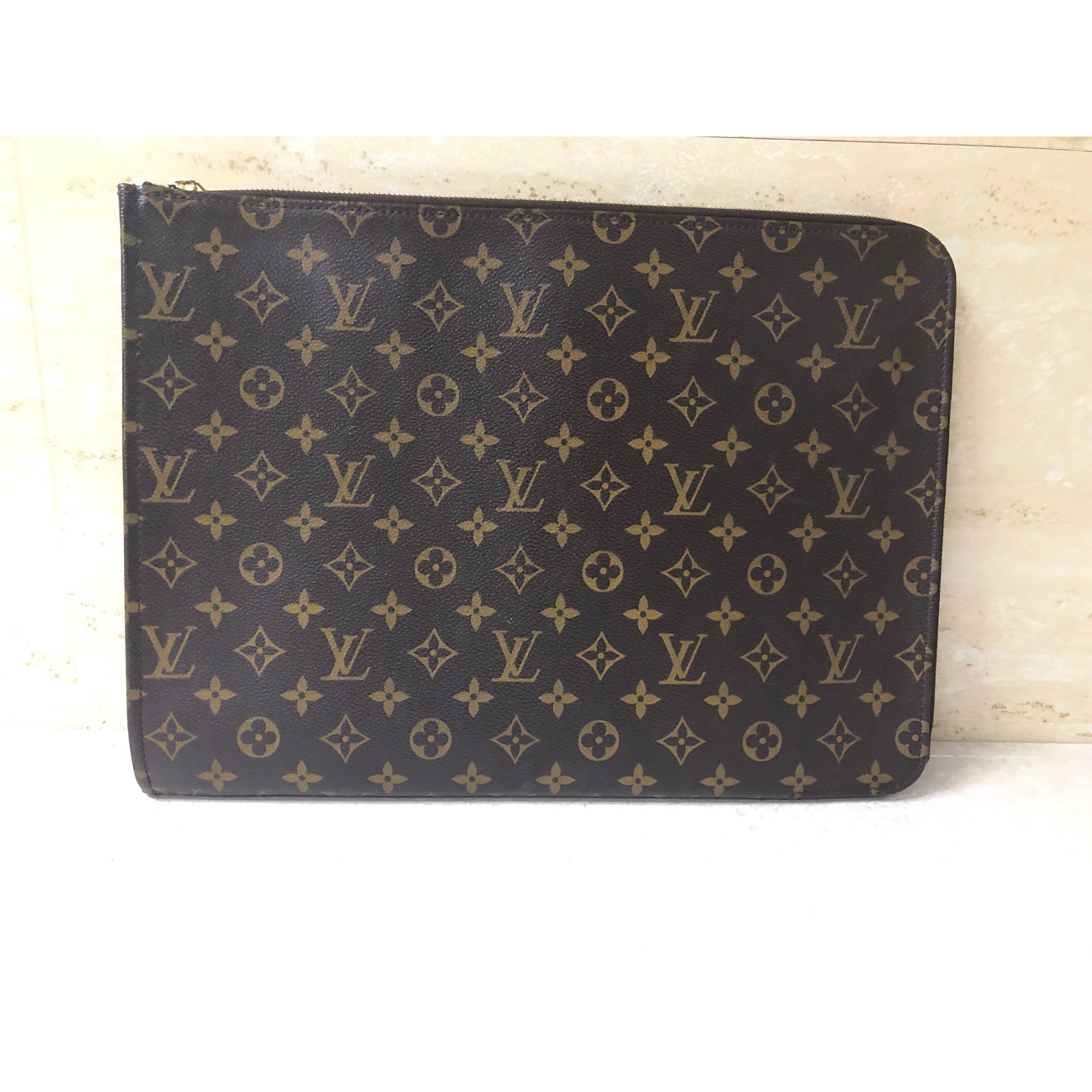 Porte documents, serviette LOUIS VUITTON Multicouleur