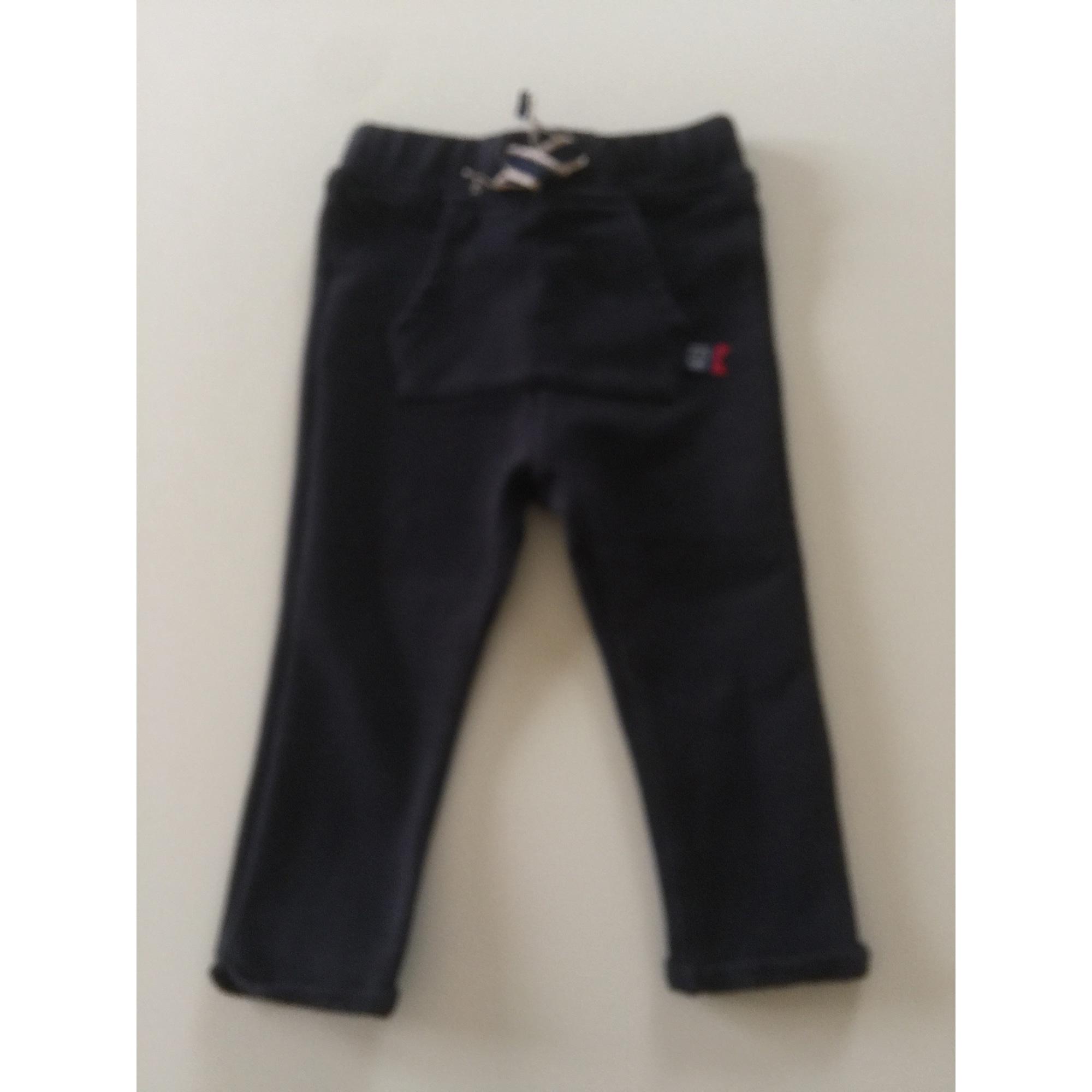 Pantalon IKKS Noir